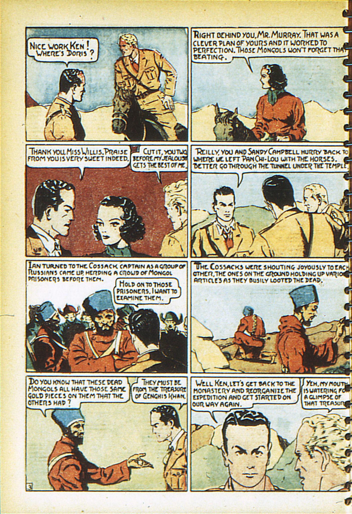 Read online Adventure Comics (1938) comic -  Issue #26 - 65