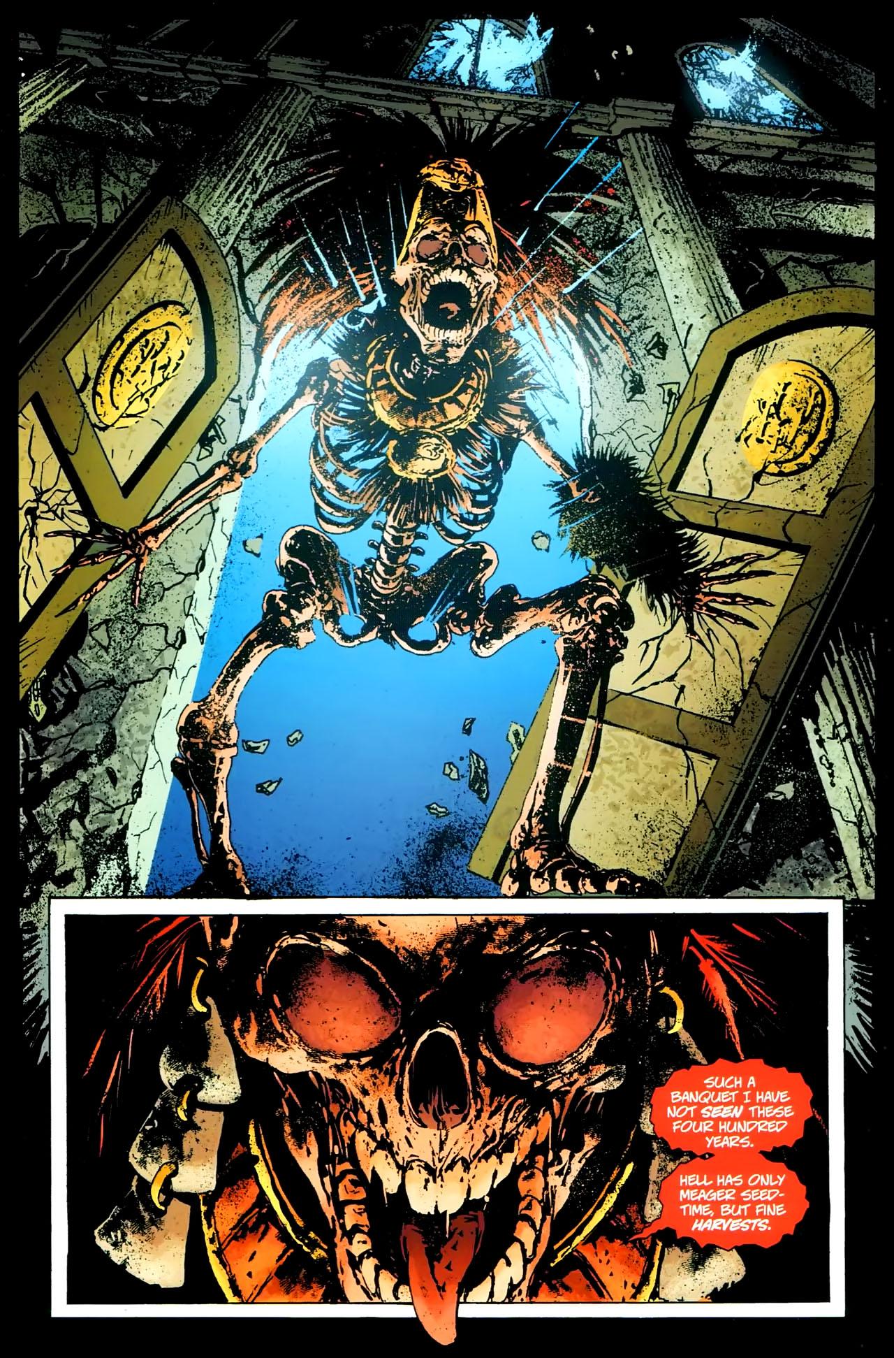 Read online John Constantine Hellblazer: All His Engines comic -  Issue # Full - 81