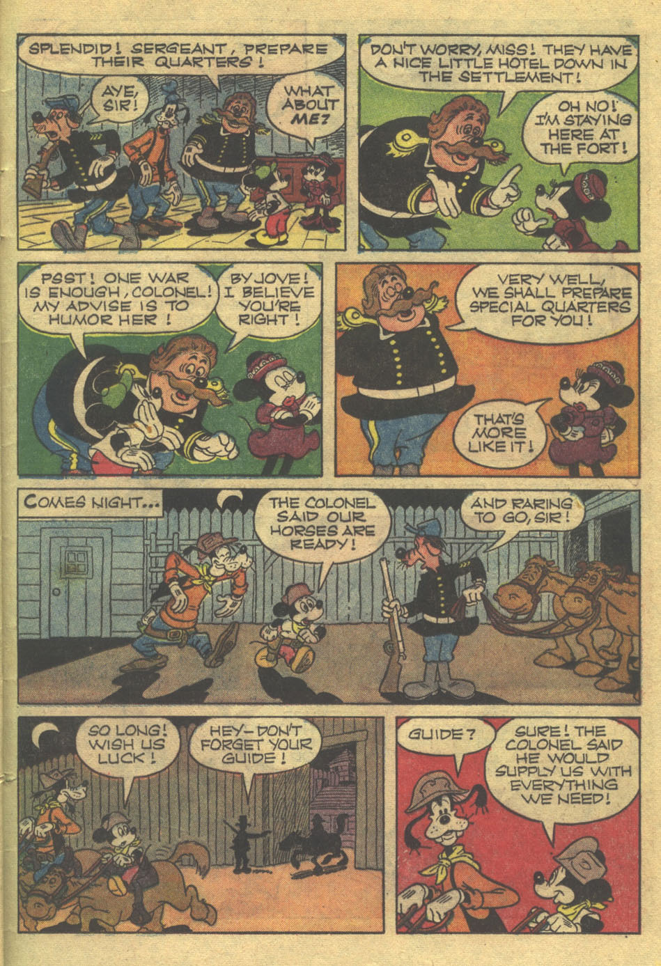 Walt Disney's Comics and Stories issue 354 - Page 30