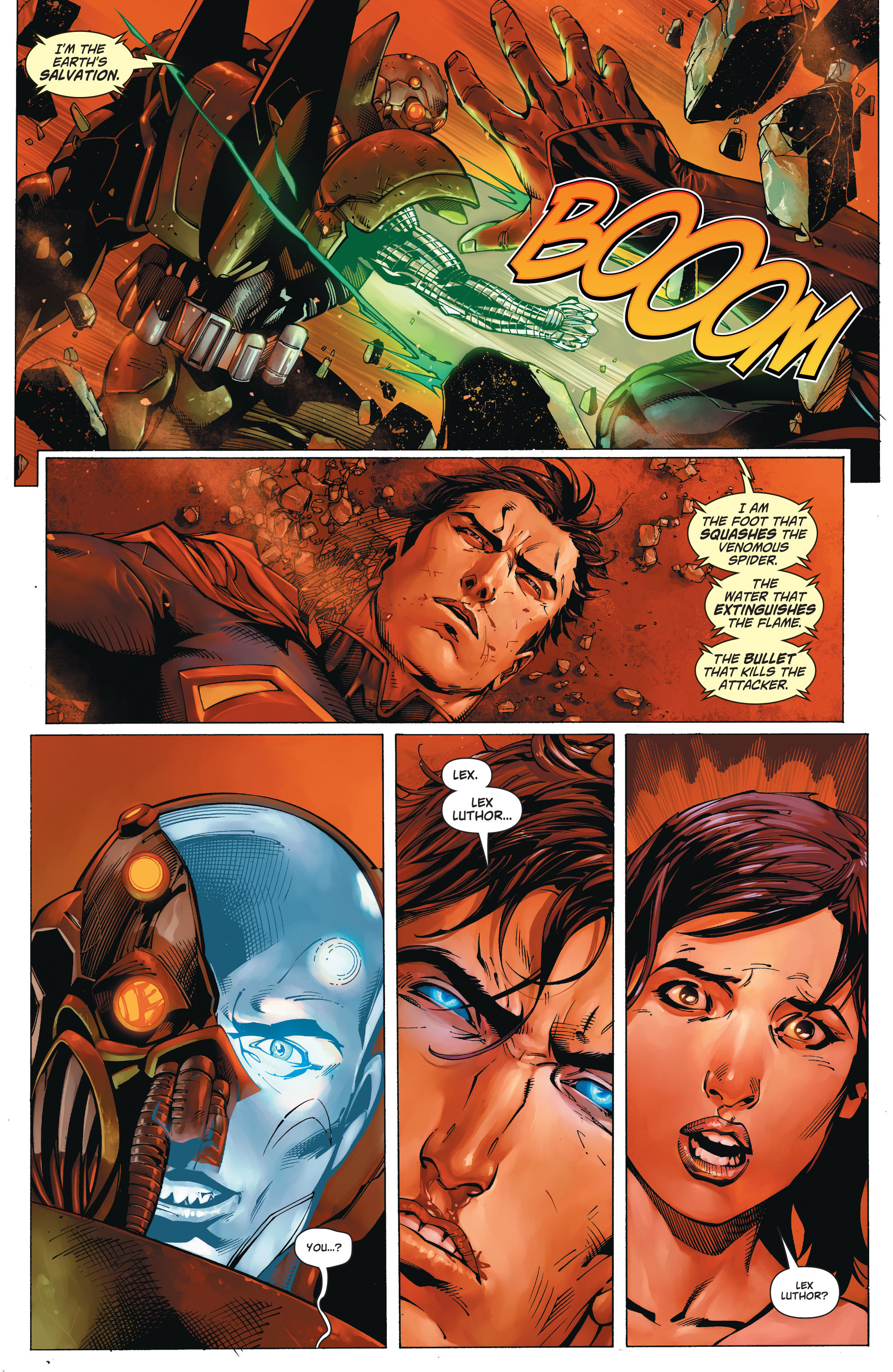 Read online Action Comics (2011) comic -  Issue #21 - 11