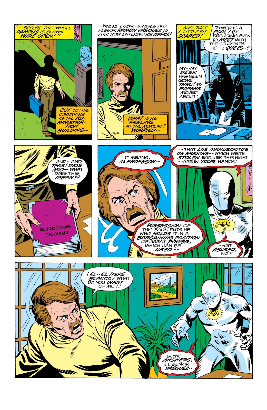 Read online Marvel Masterworks: The Spectacular Spider-Man comic -  Issue # TPB (Part 2) - 54