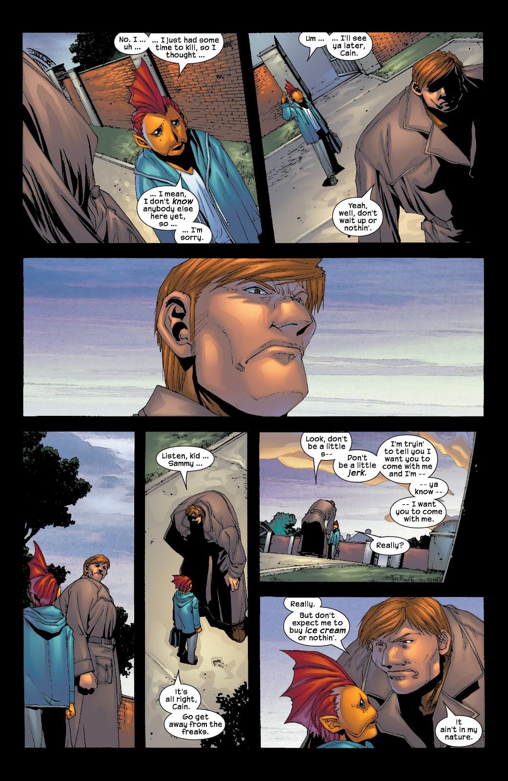 Uncanny X-Men (1963) issue 416 - Page 8