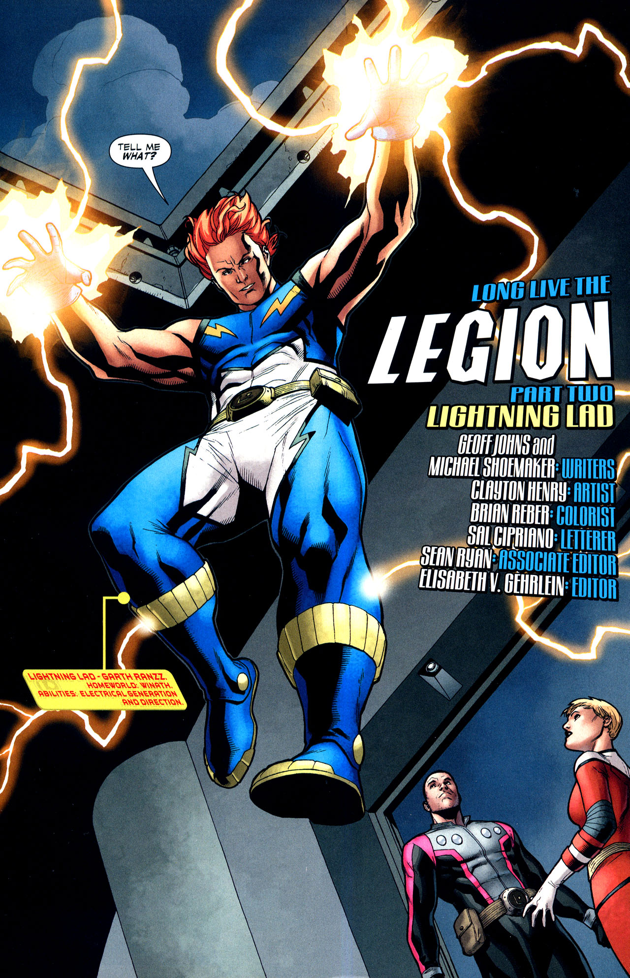Read online Adventure Comics (2009) comic -  Issue #2 - 22
