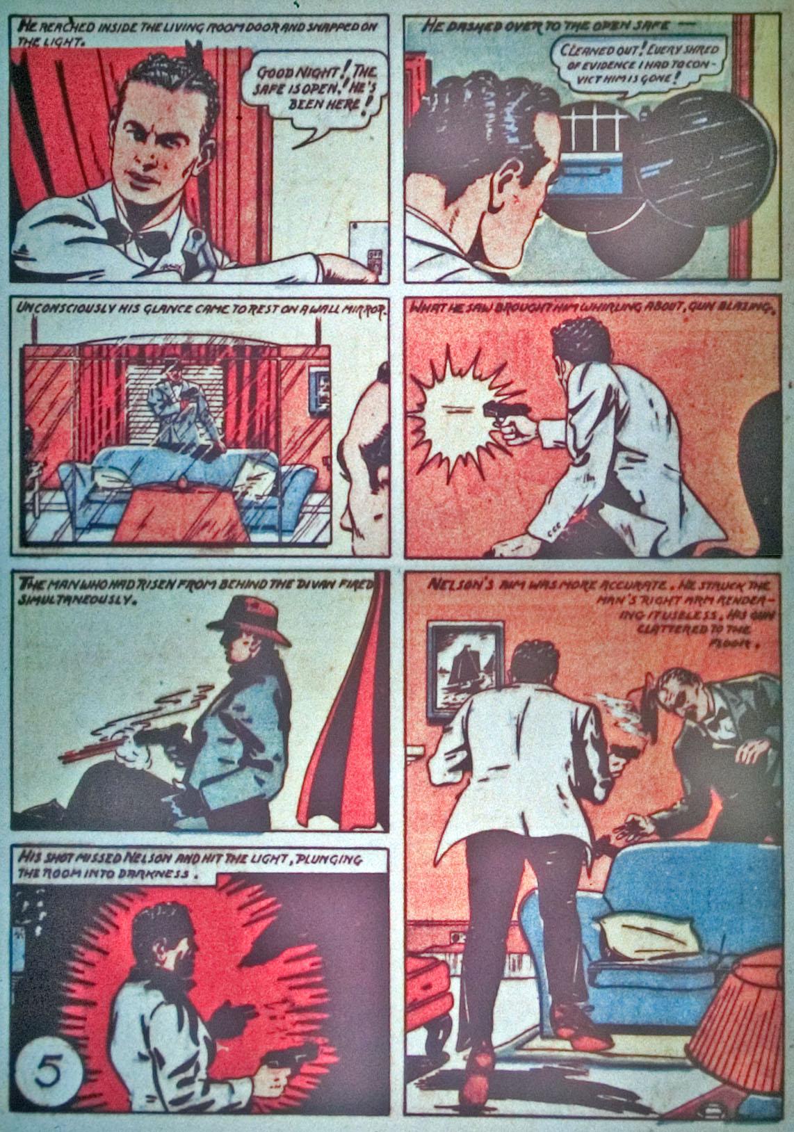 Read online Detective Comics (1937) comic -  Issue #31 - 46