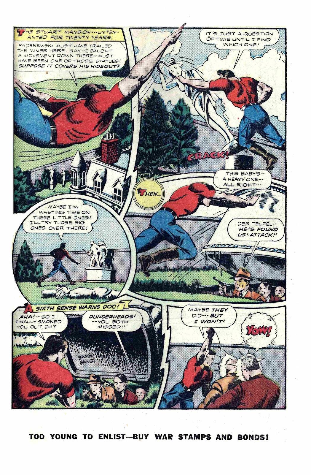 Read online America's Best Comics comic -  Issue #13 - 45