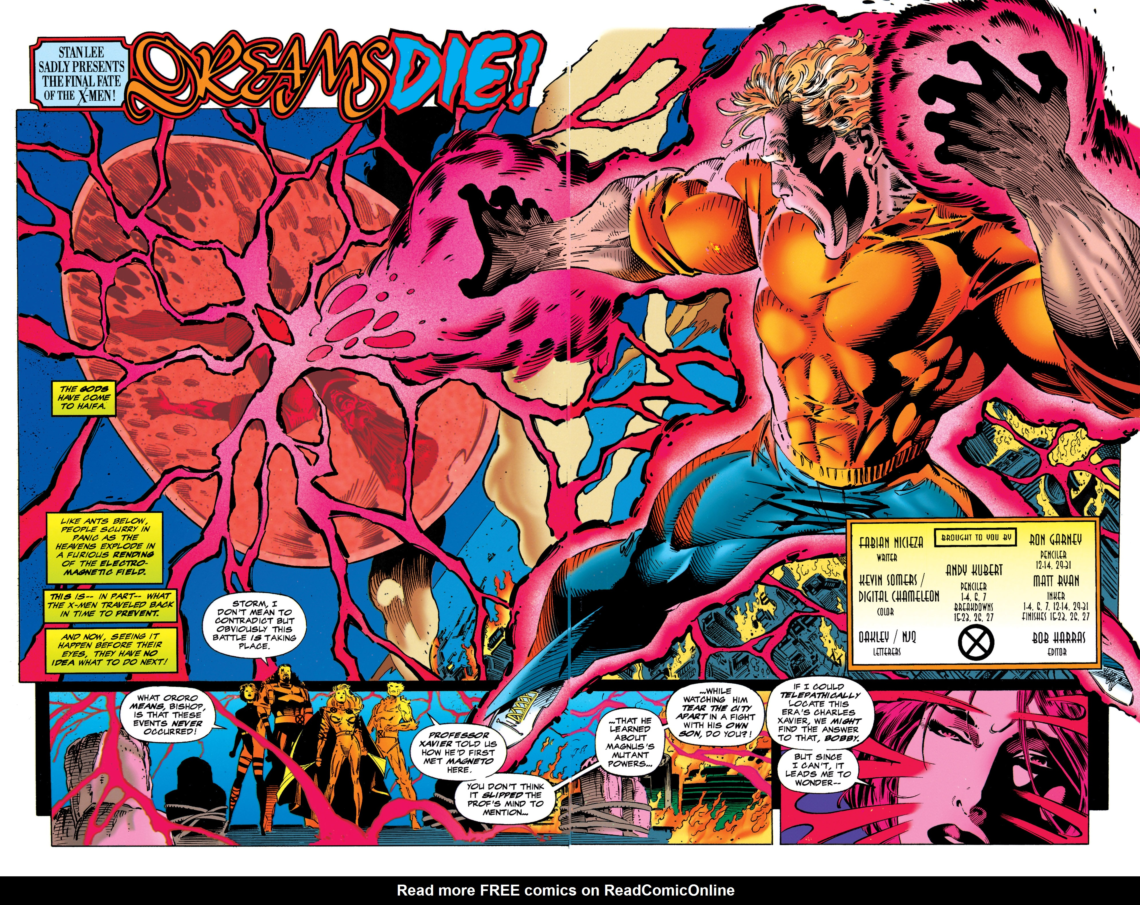 X-Men (1991) 41 Page 2