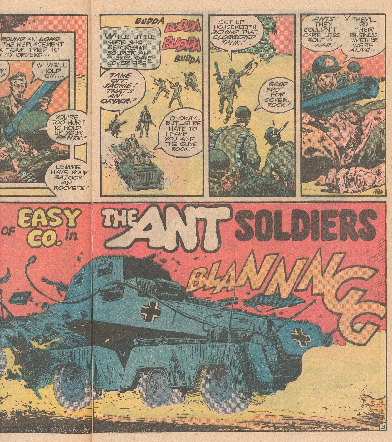 Sgt. Rock issue 351 - Page 4