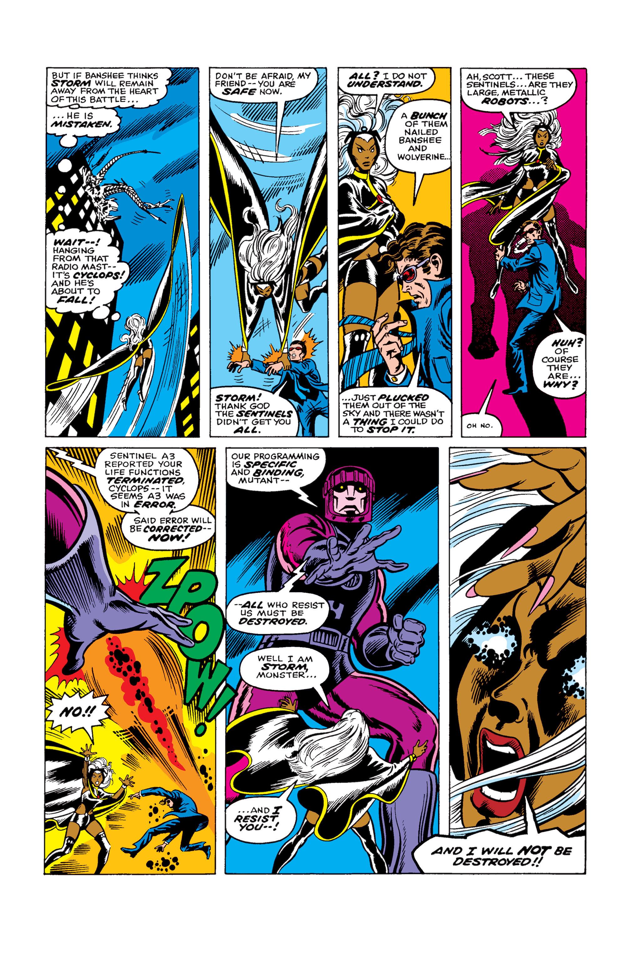 Uncanny X-Men (1963) 98 Page 7
