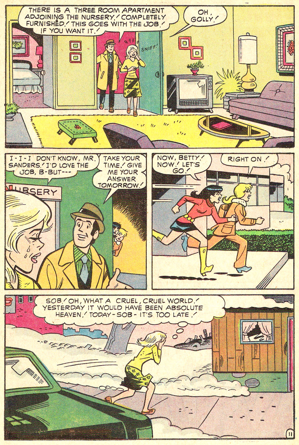 Read online Archie's Girls Betty and Veronica comic -  Issue #196 - 15