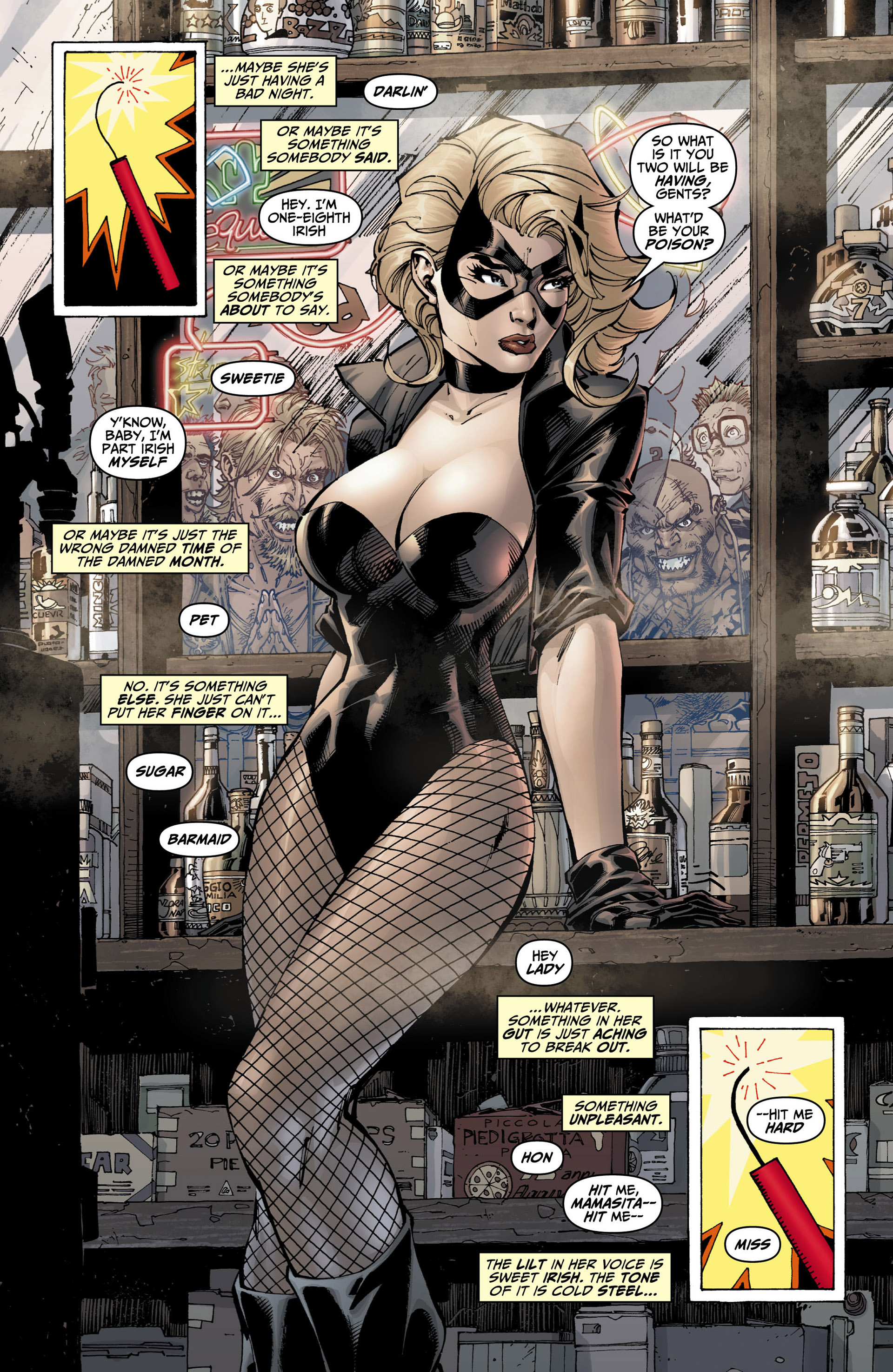 Read online All Star Batman & Robin, The Boy Wonder comic -  Issue #3 - 5