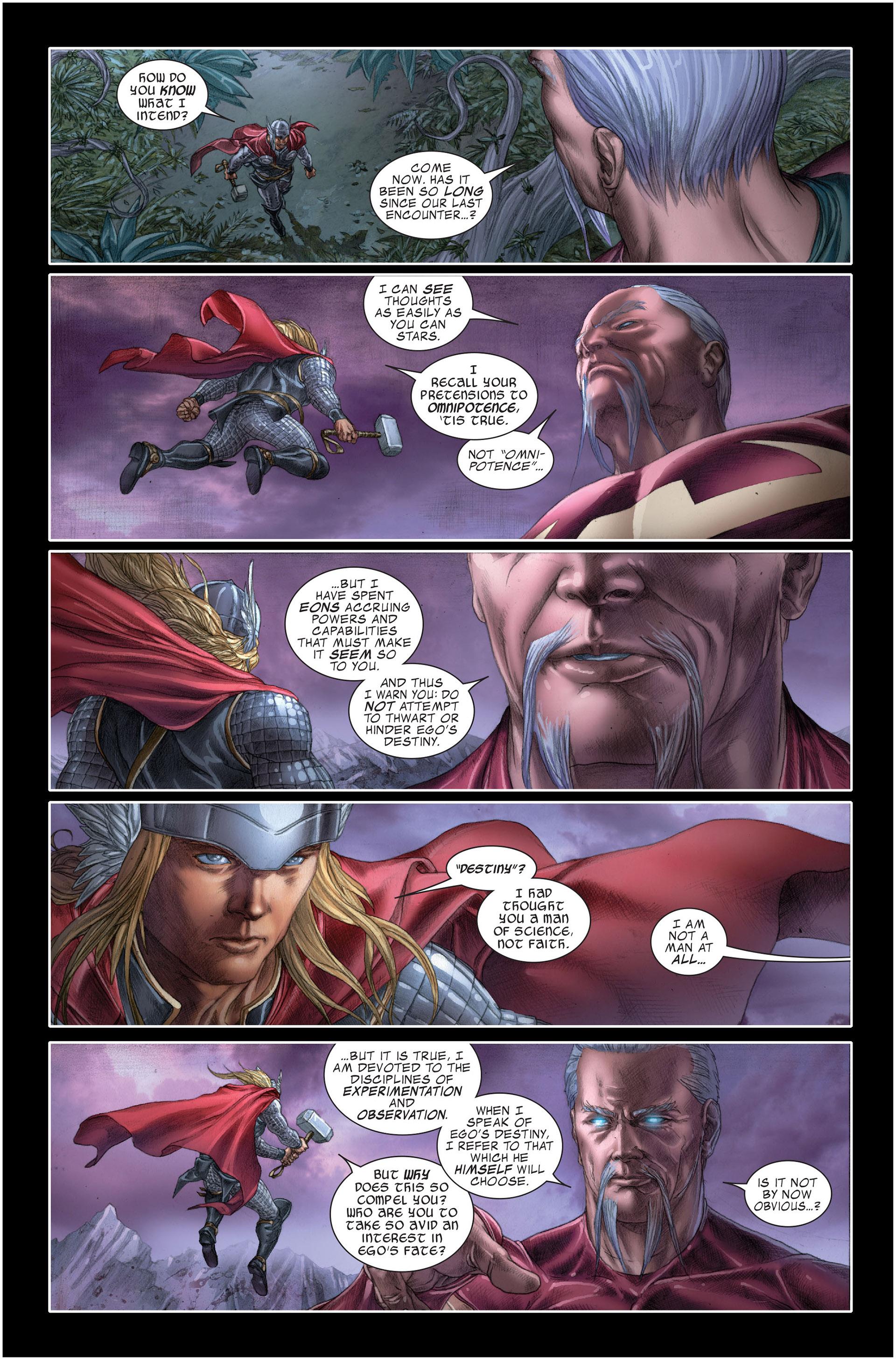 Read online Astonishing Thor comic -  Issue #1 - 20