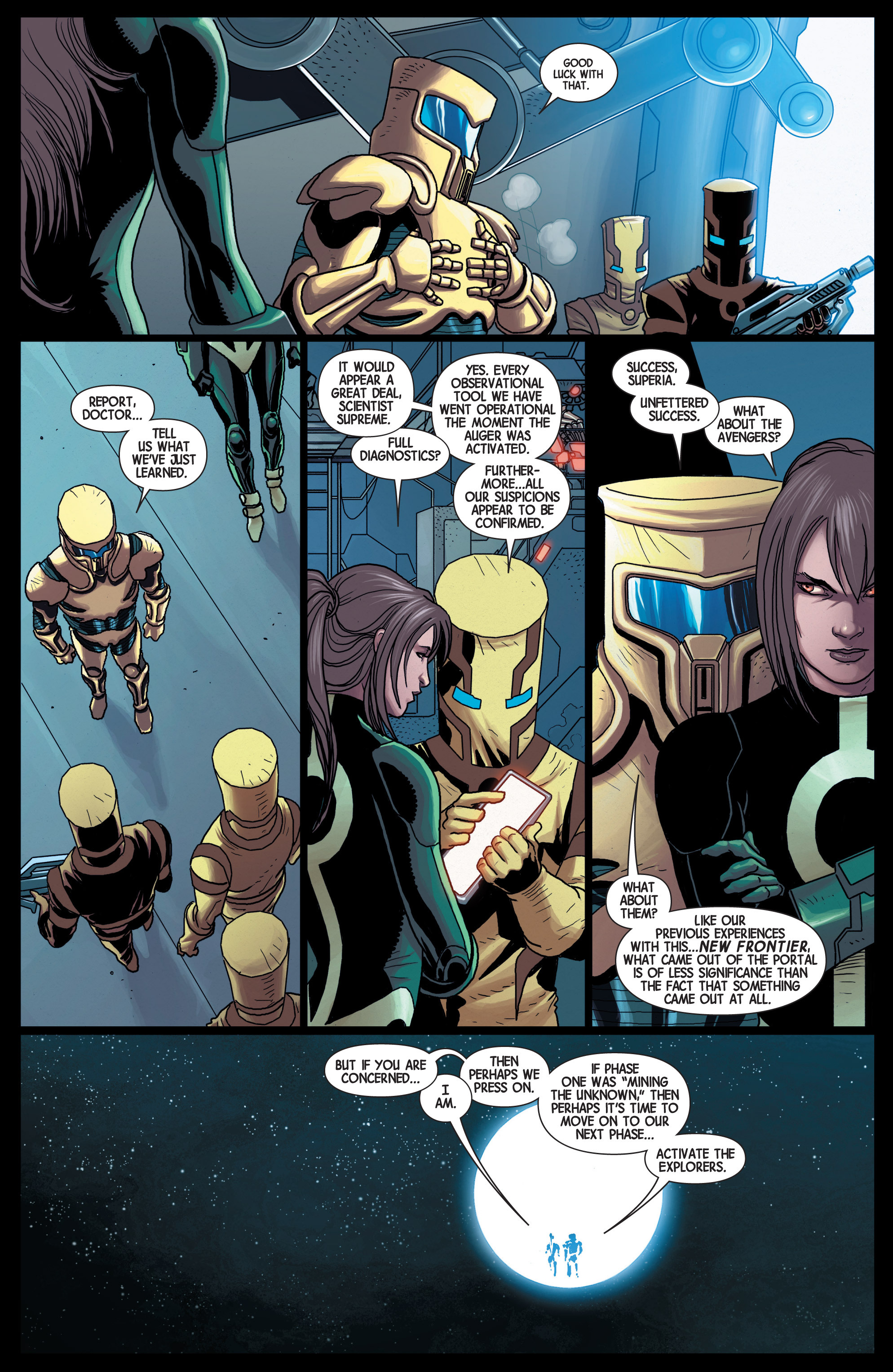 Read online Avengers (2013) comic -  Issue #25 - 18
