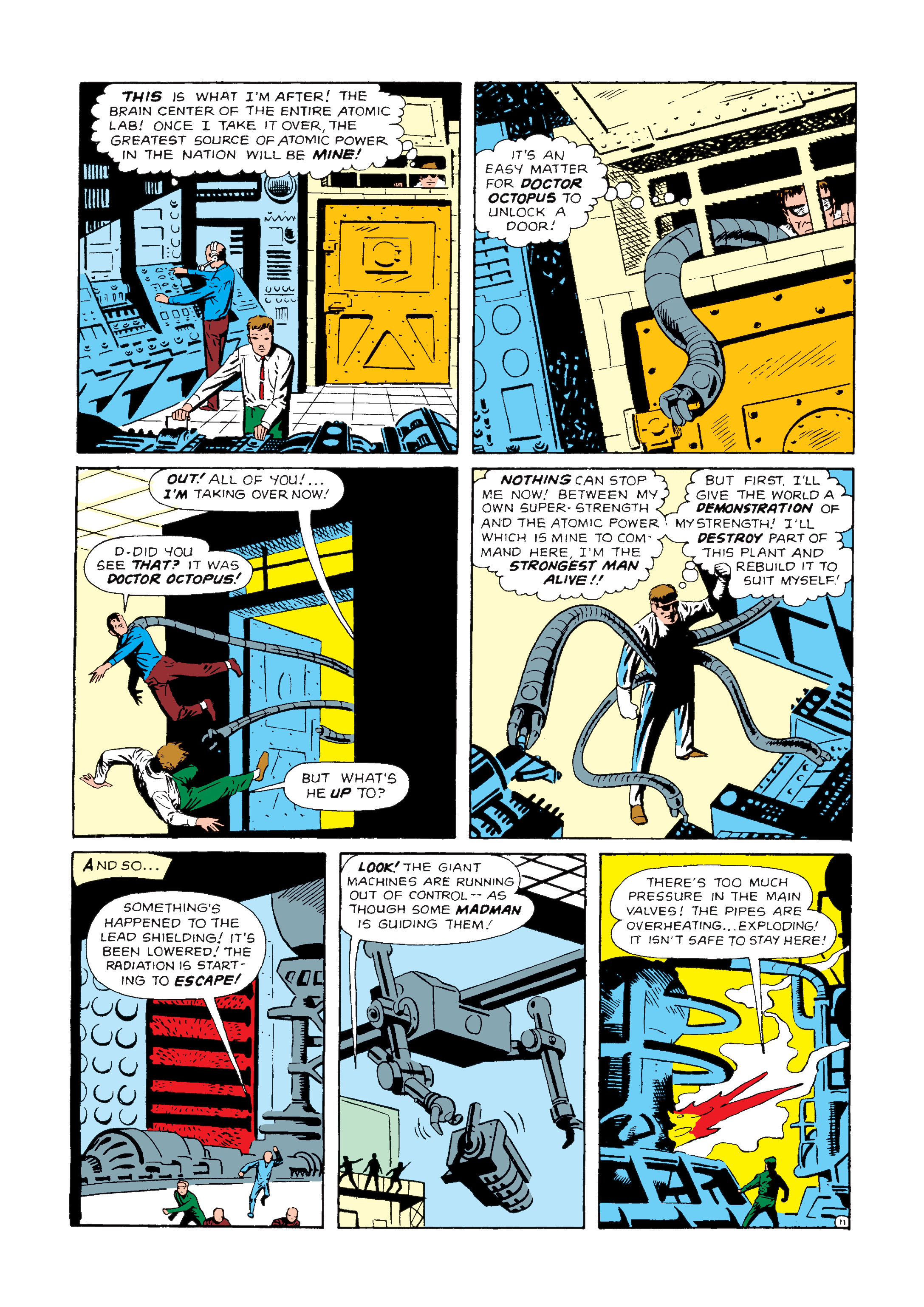 The Amazing Spider-Man (1963) 3 Page 11