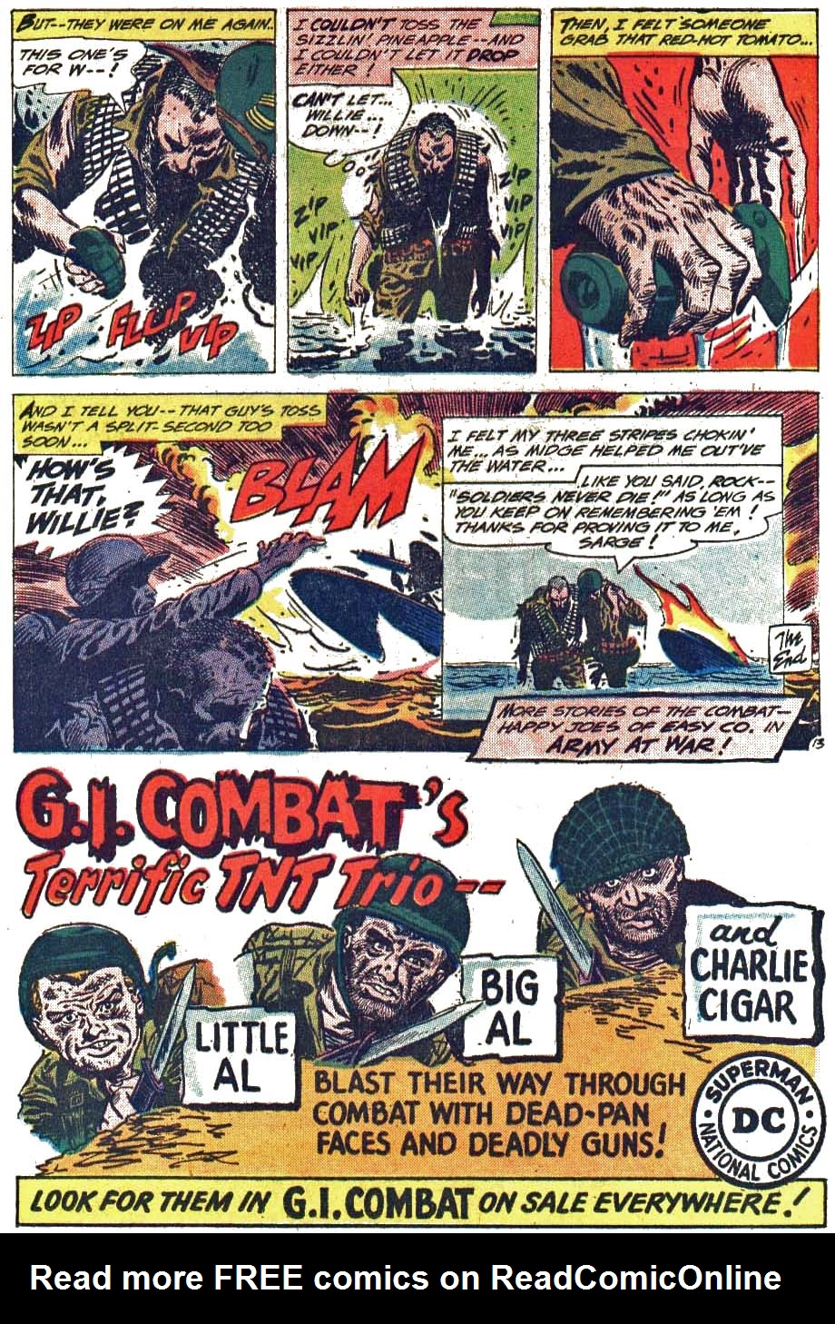 Our Army at War (1952) issue 98 - Page 28
