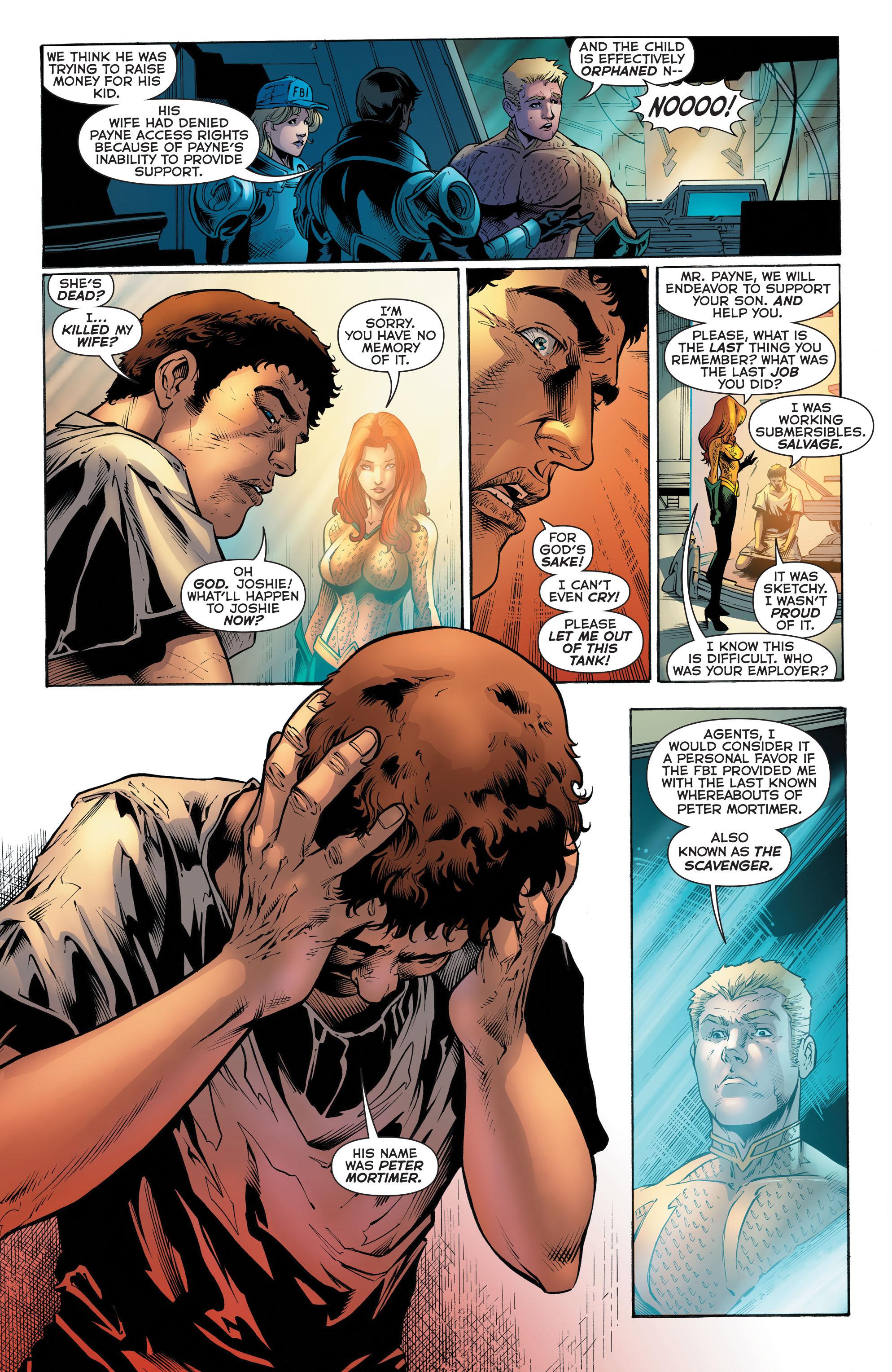 Read online Aquaman (2011) comic -  Issue #51 - 15