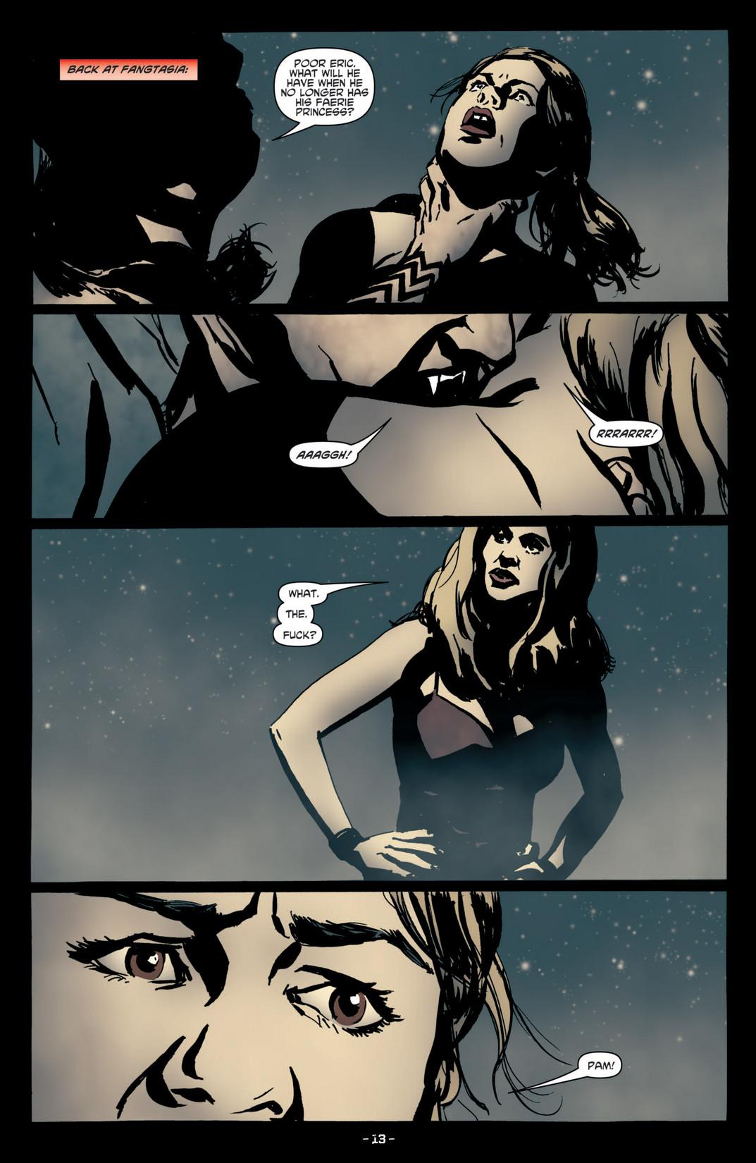 Read online True Blood (2012) comic -  Issue #4 - 15