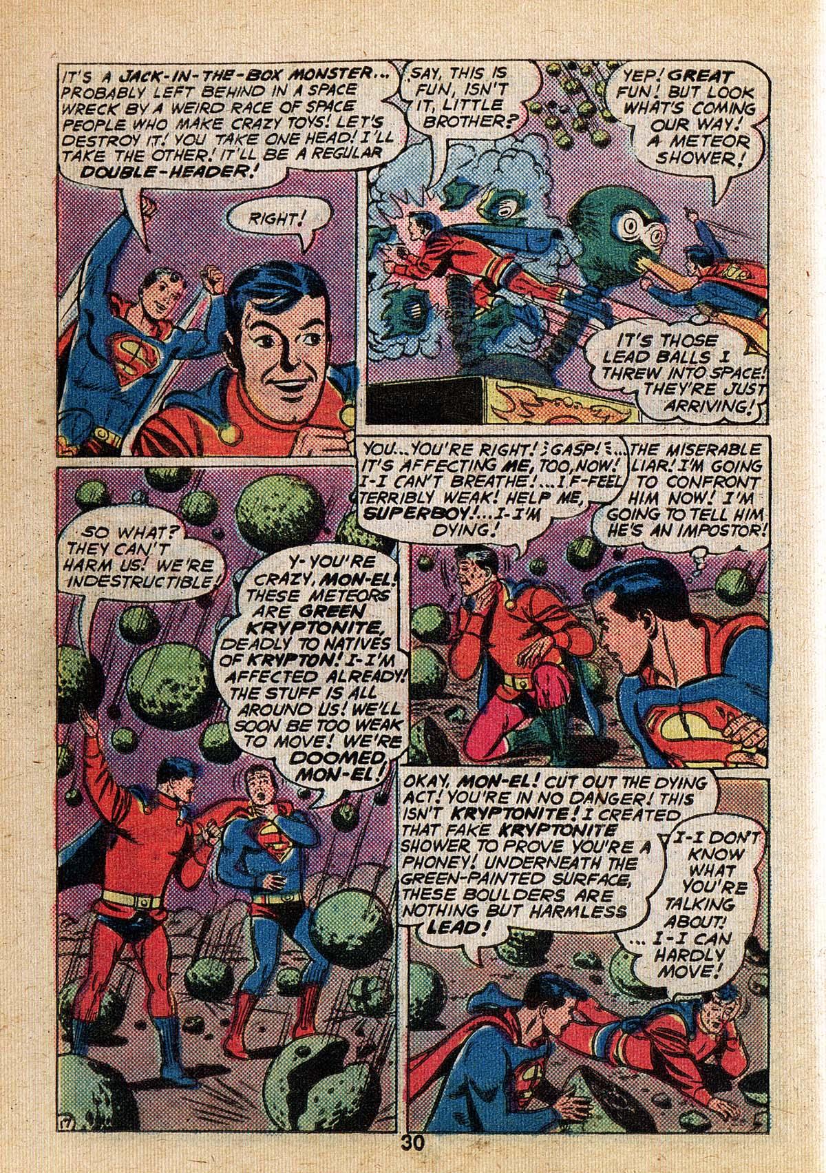 Read online Adventure Comics (1938) comic -  Issue #494 - 30