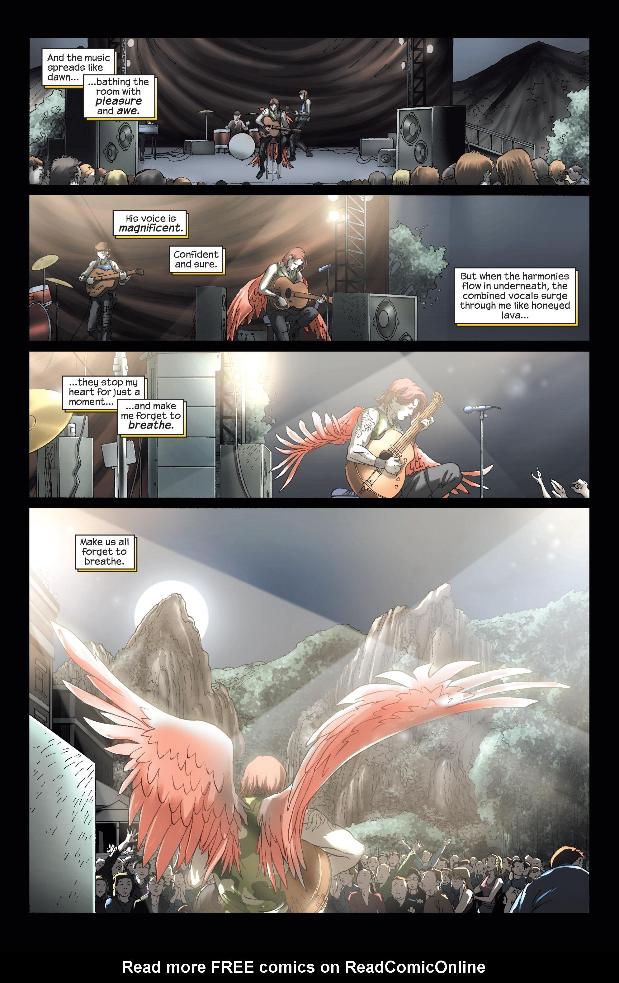 Read online Uncanny X-Men (1963) comic -  Issue #437 - 19