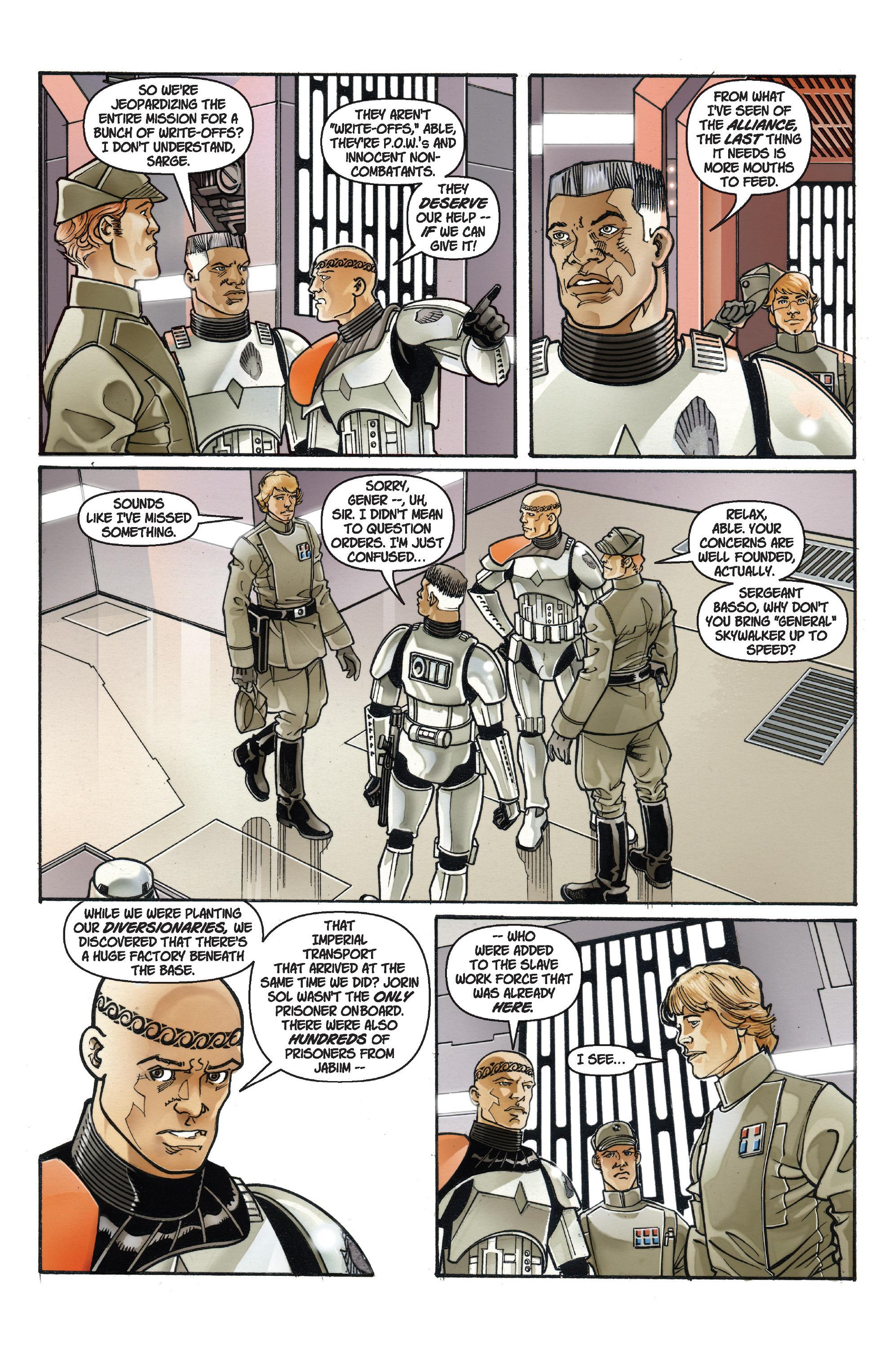 Read online Star Wars Omnibus comic -  Issue # Vol. 22 - 257