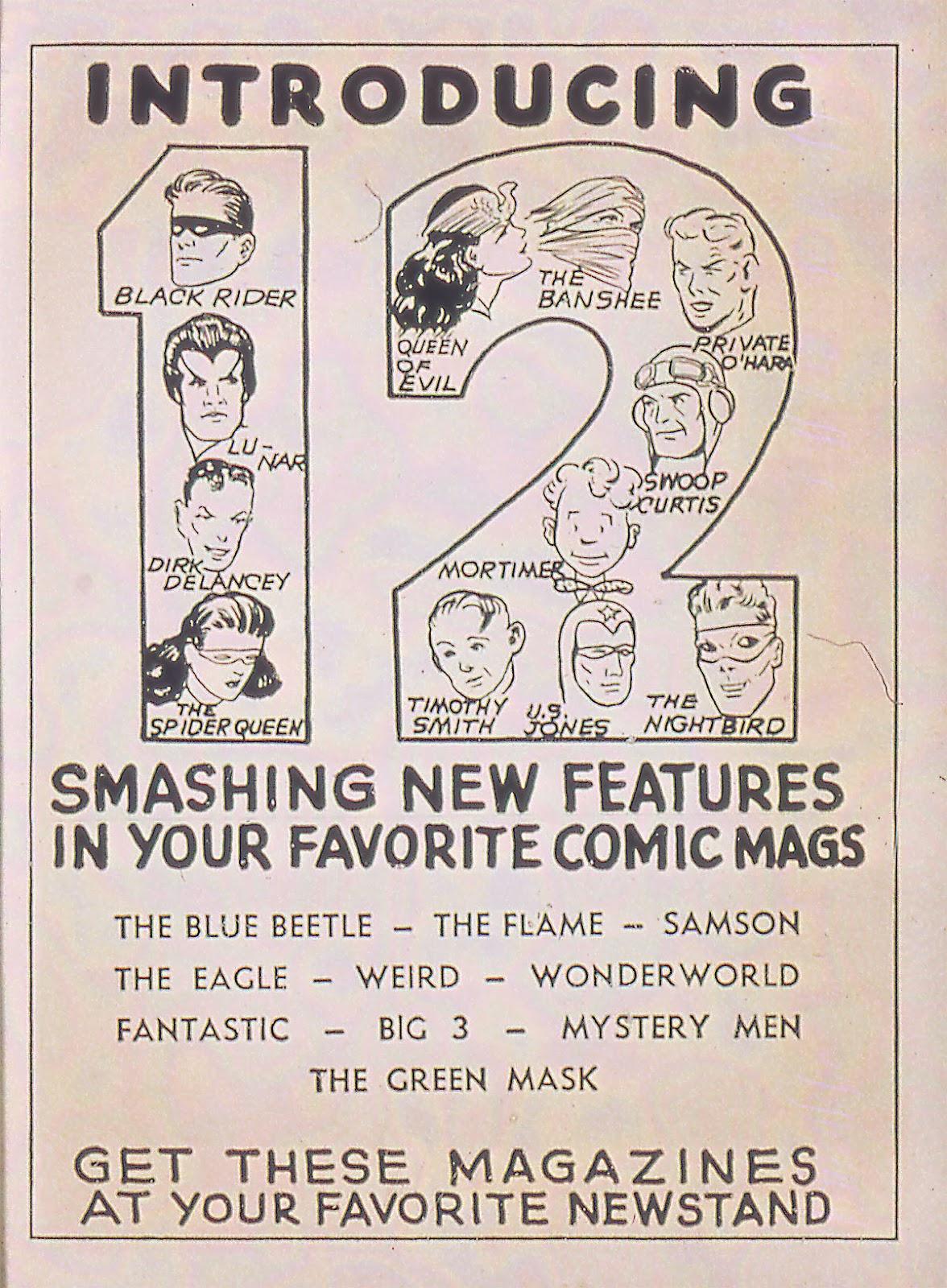 Read online Fantastic Comics comic -  Issue #22 - 66