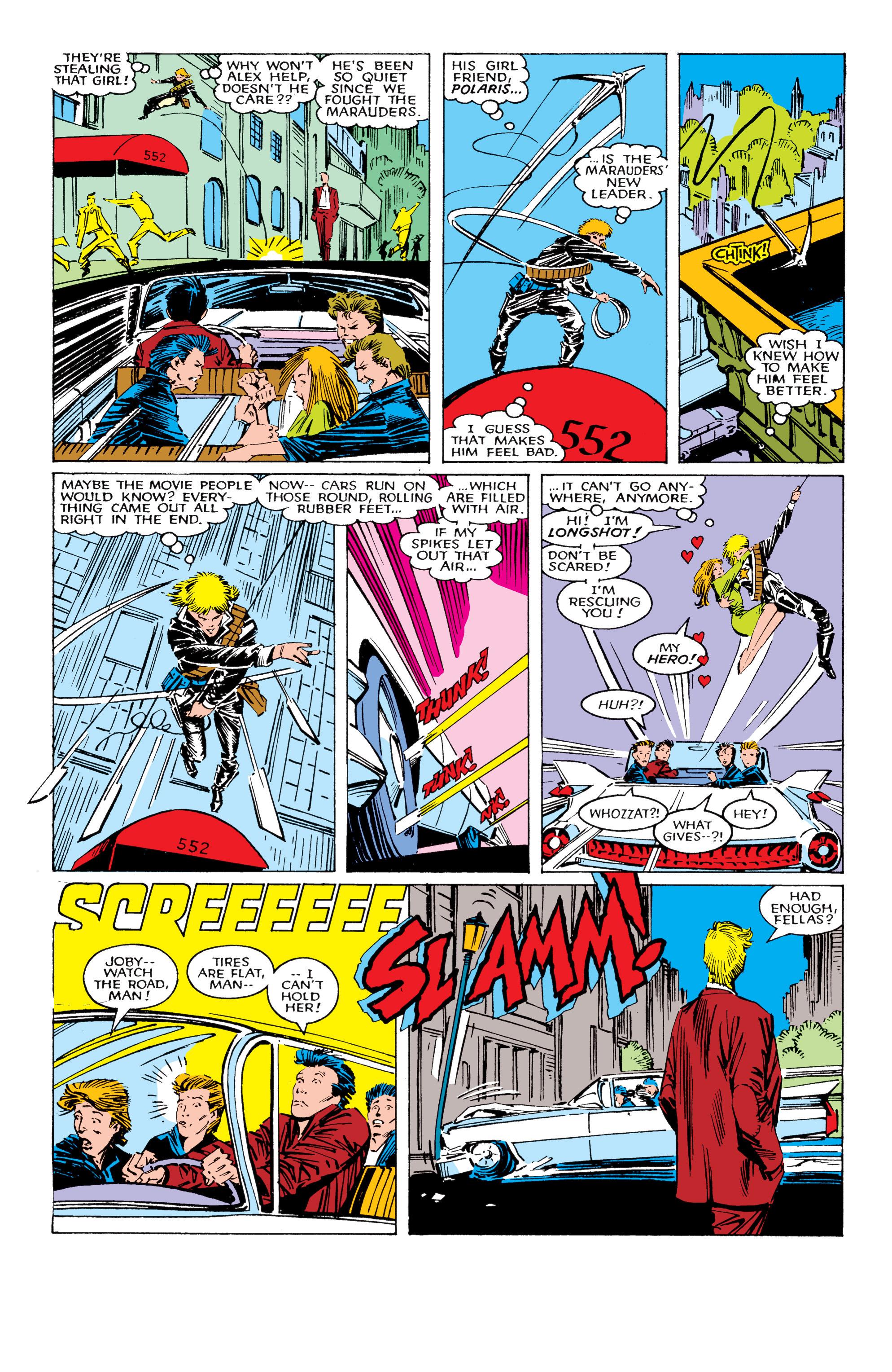 Read online Uncanny X-Men (1963) comic -  Issue #224 - 12