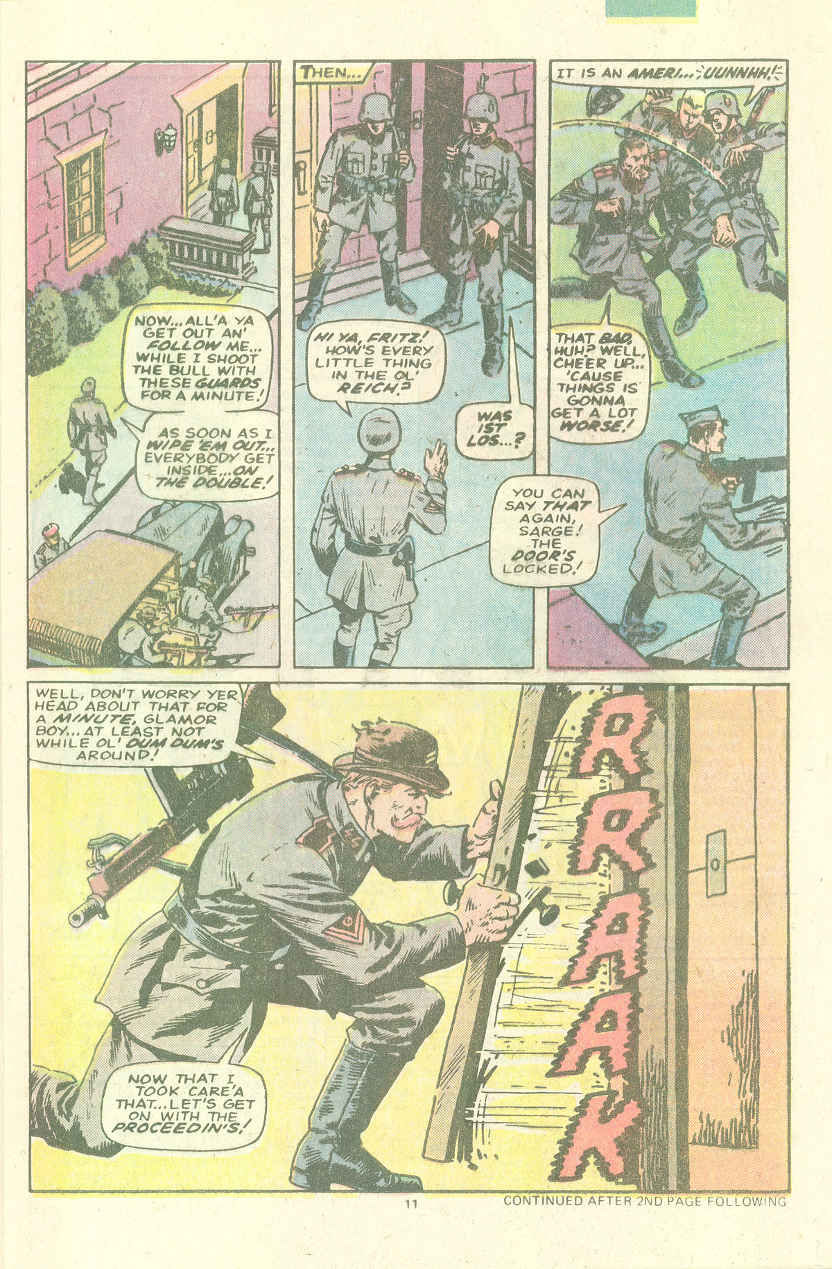 Read online Sgt. Fury comic -  Issue #157 - 13
