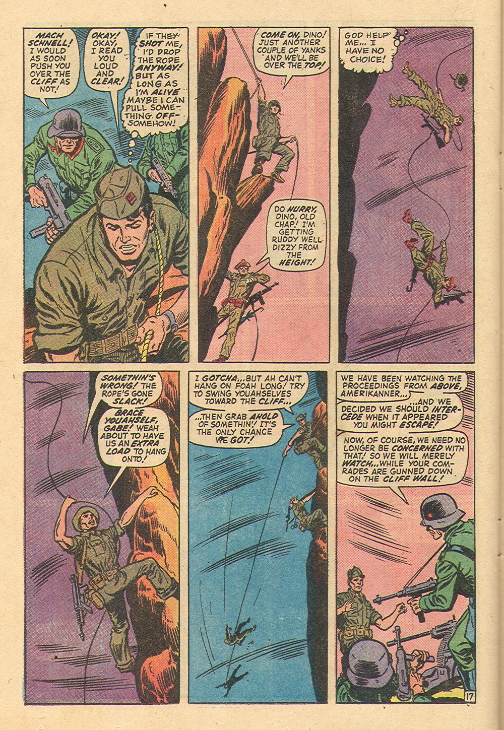 Read online Sgt. Fury comic -  Issue #97 - 24