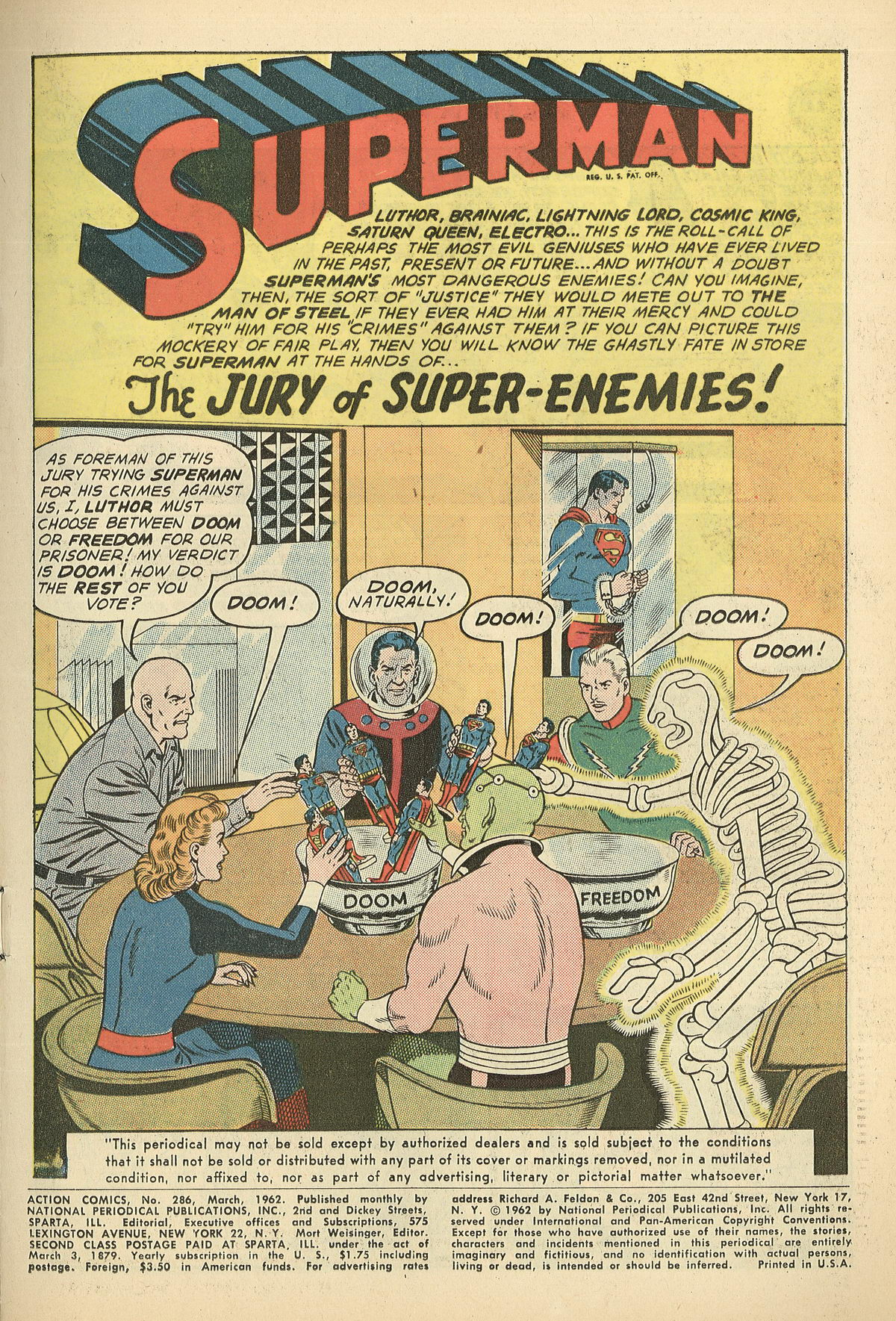 Read online Action Comics (1938) comic -  Issue #286 - 3
