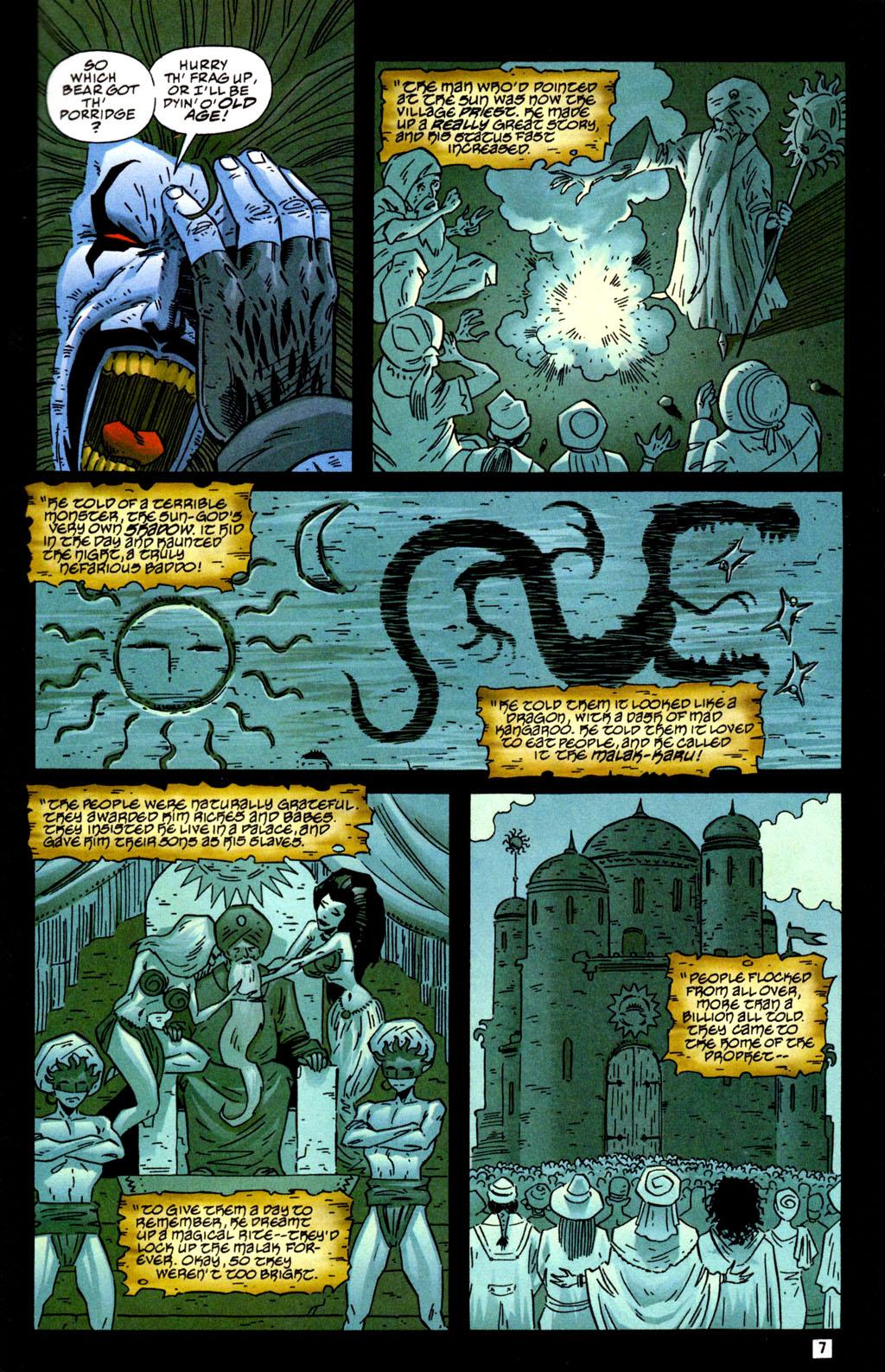 Read online Lobo/Demon: Hellowe'en comic -  Issue # Full - 8