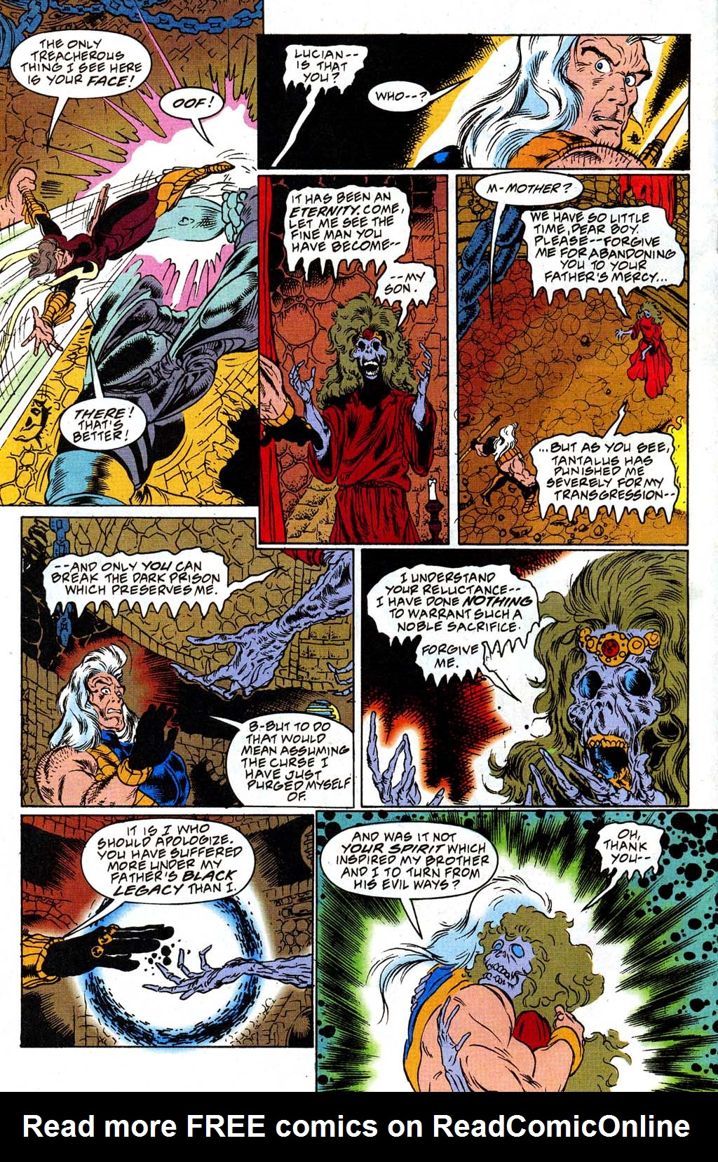 Read online Blackwulf comic -  Issue #10 - 13