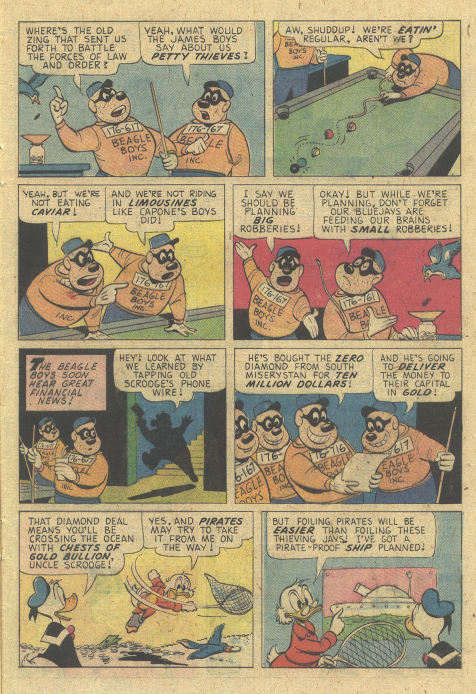 Read online Uncle Scrooge (1953) comic -  Issue #133 - 5