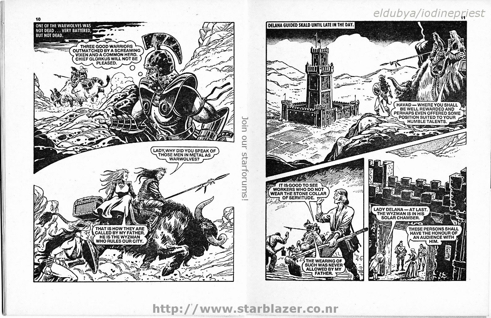 Starblazer issue 267 - Page 7