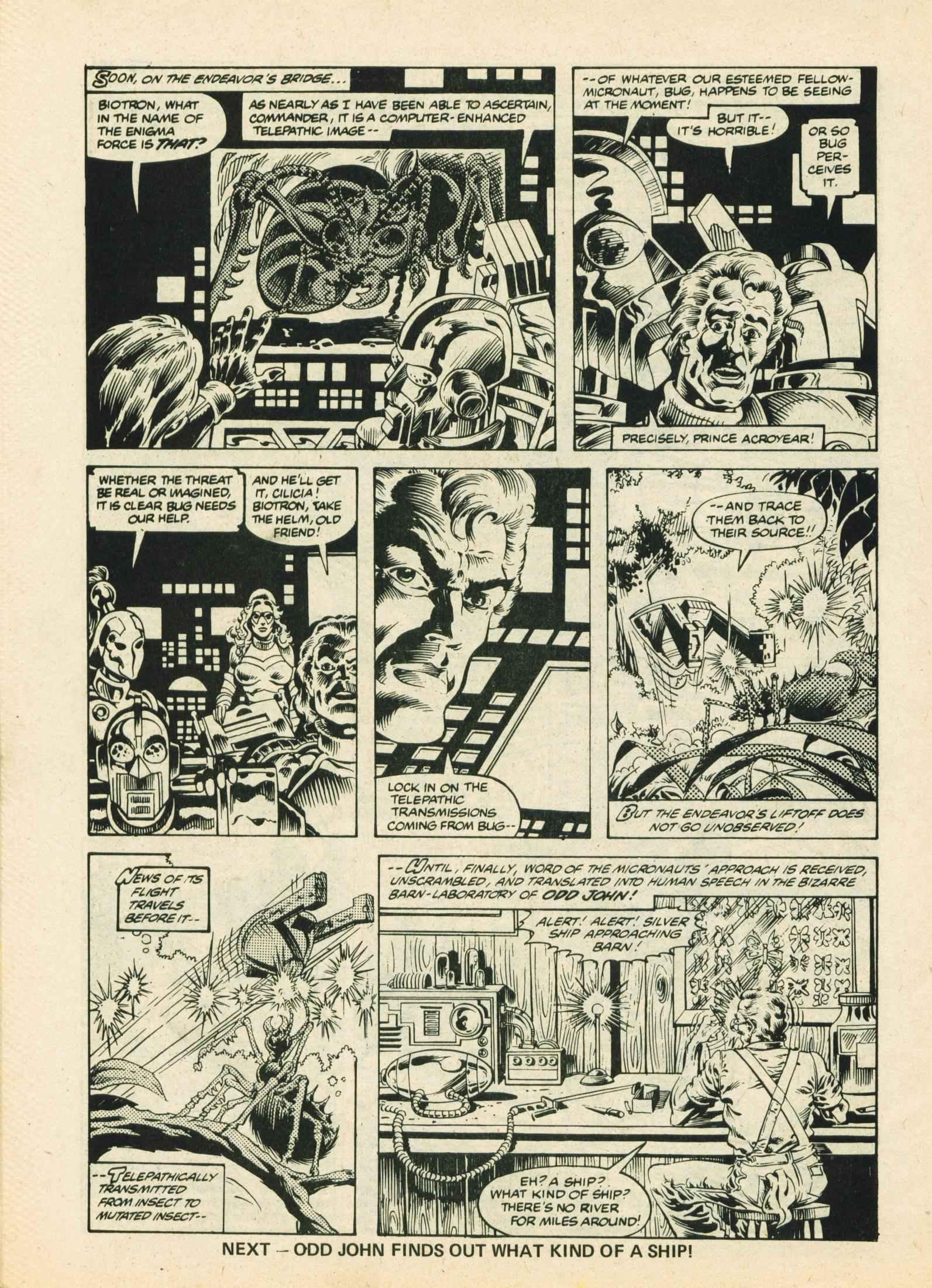 Read online Future Tense comic -  Issue #3 - 9