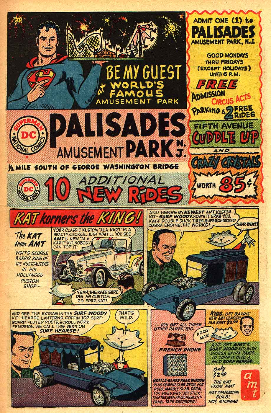 Read online Action Comics (1938) comic -  Issue #329 - 11