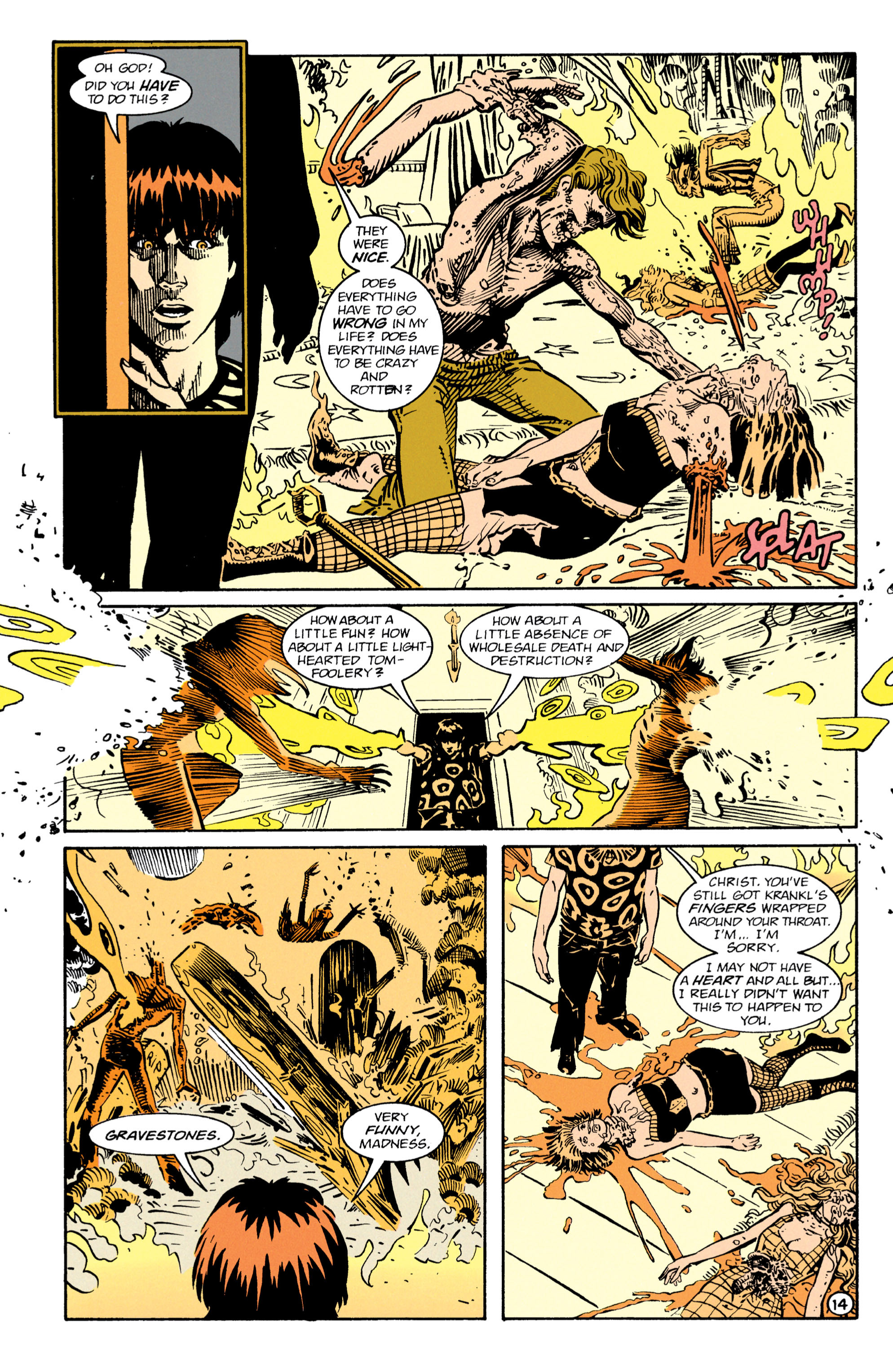 Read online Shade, the Changing Man comic -  Issue #64 - 15