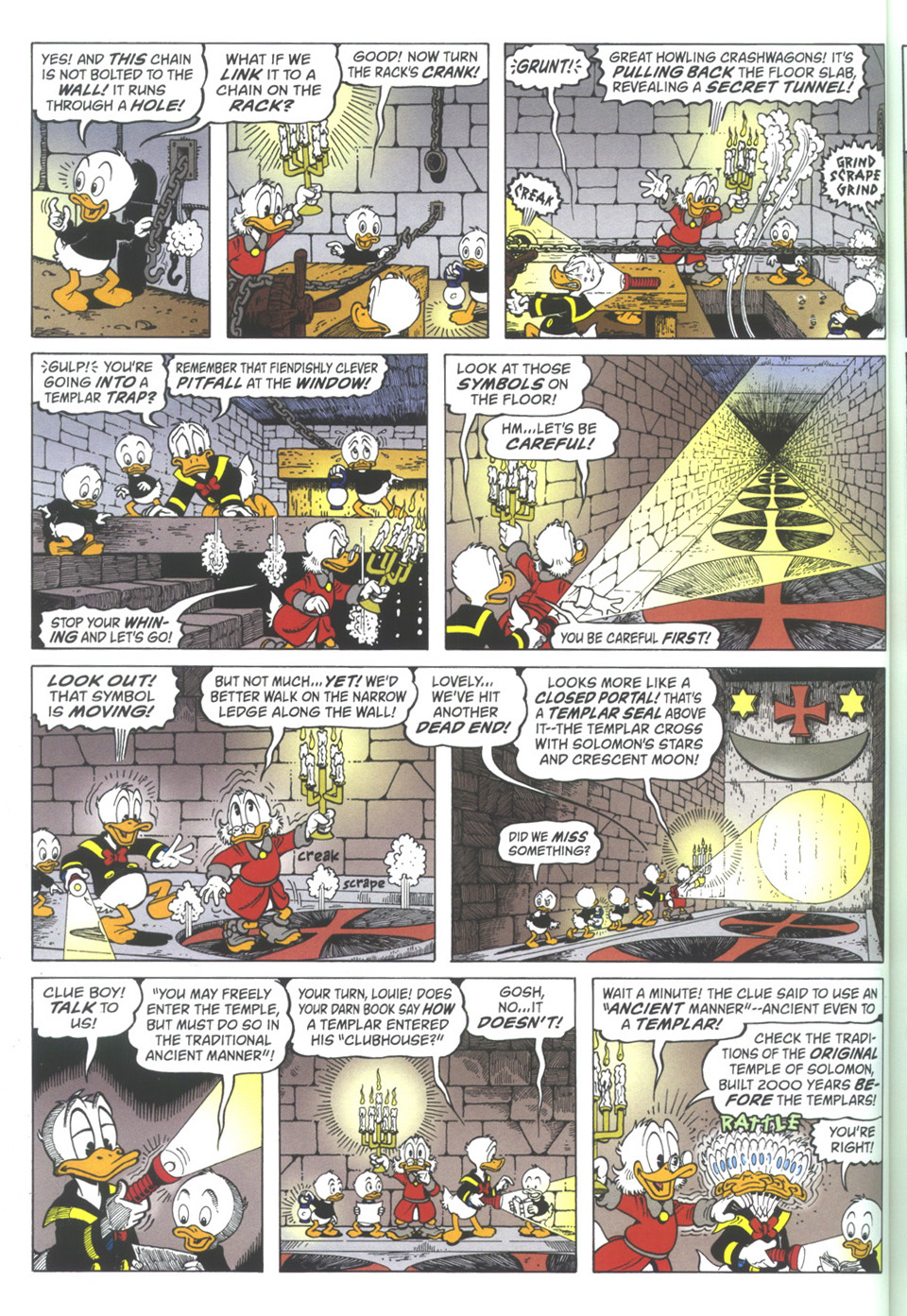 Read online Uncle Scrooge (1953) comic -  Issue #342 - 28