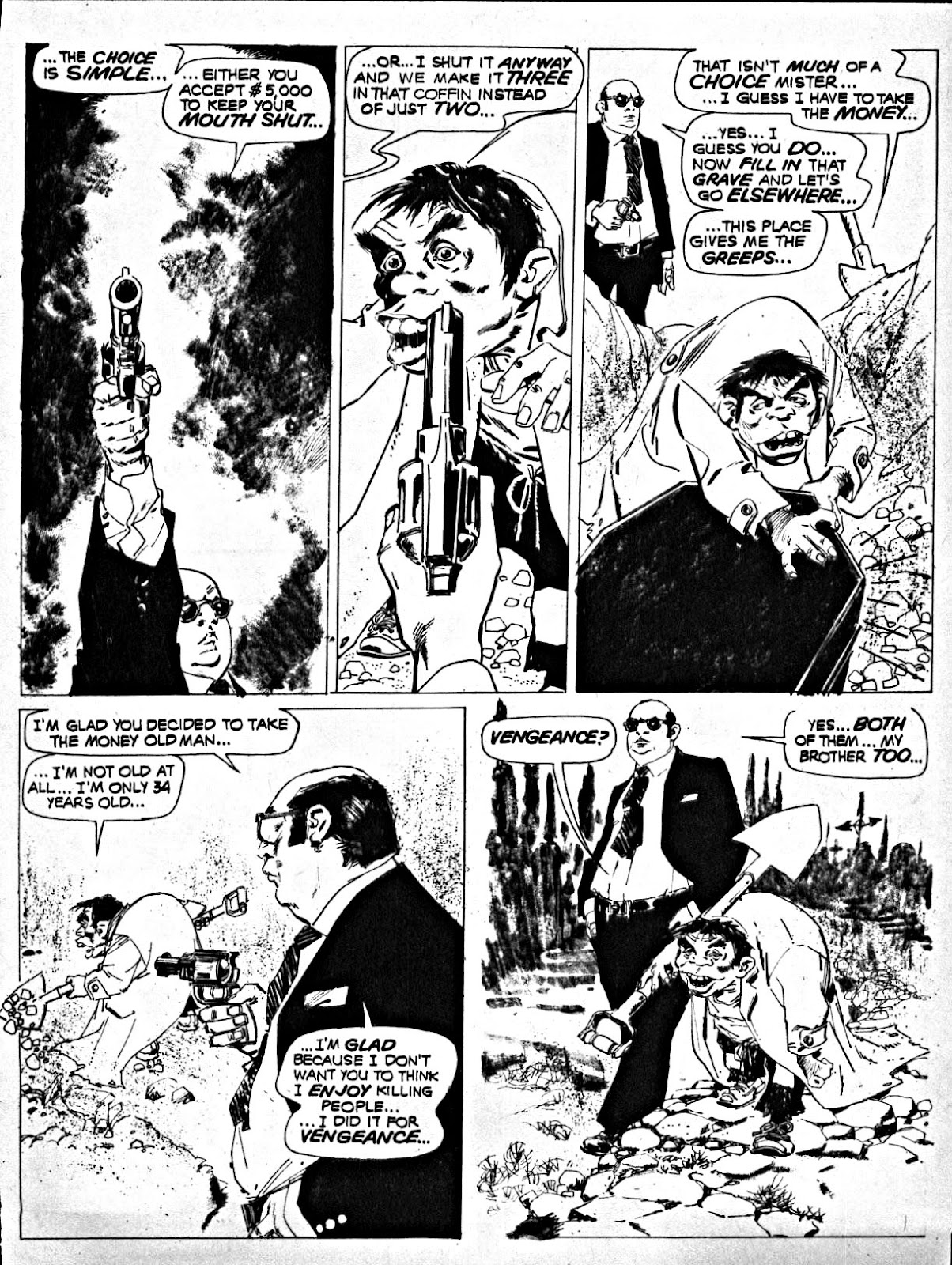 Nightmare (1970) issue 18 - Page 28