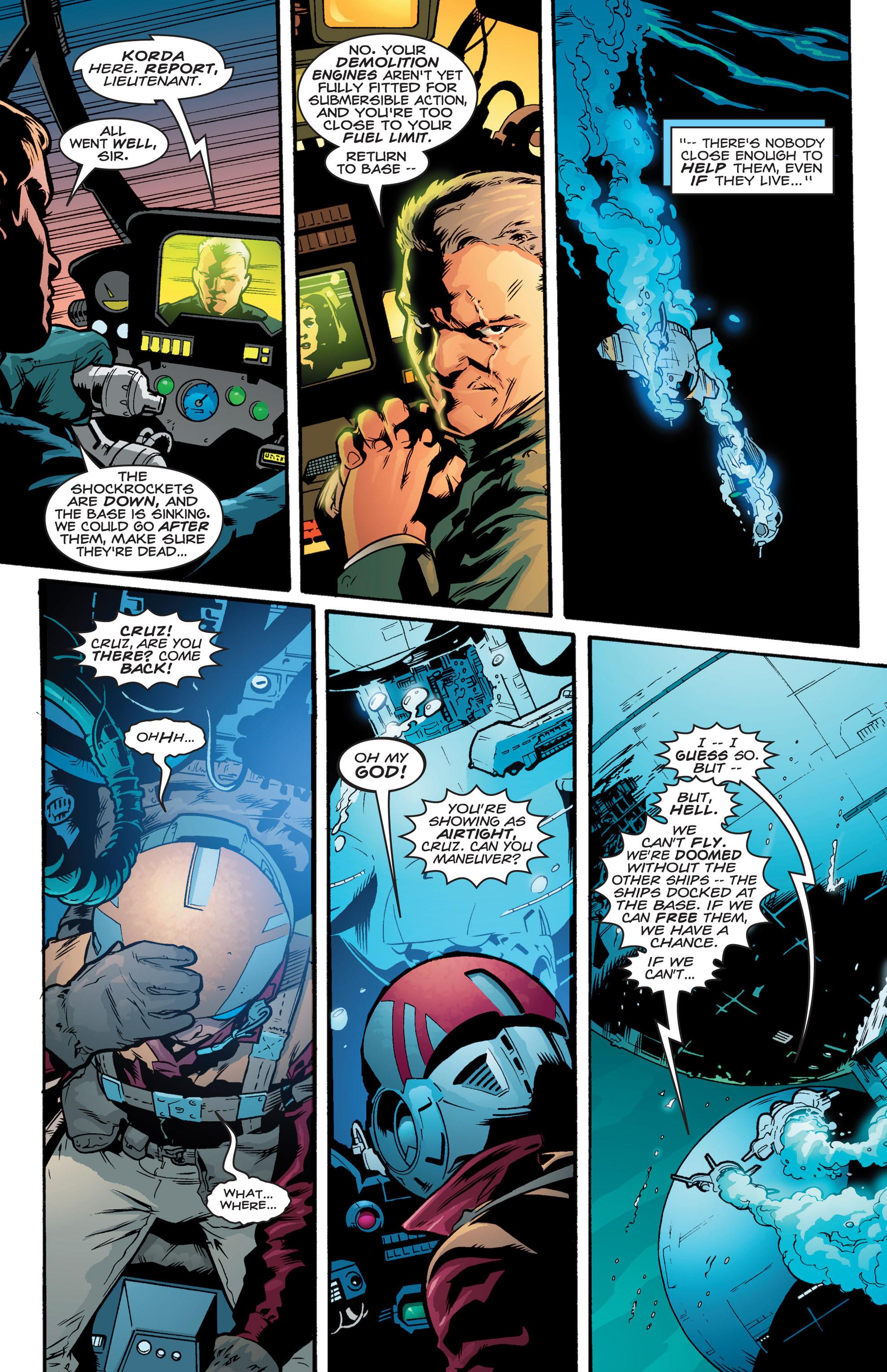 Read online Shockrockets comic -  Issue # TPB - 118