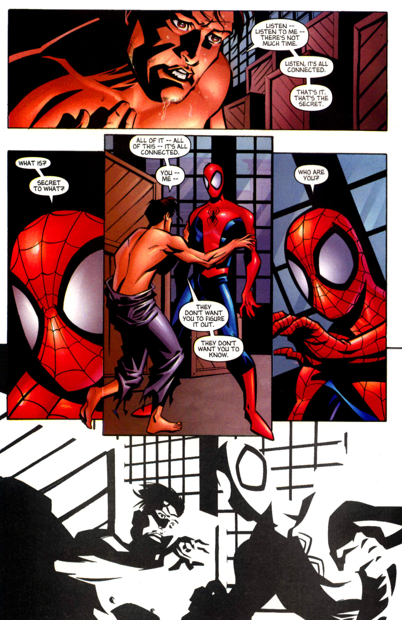 Read online Ultimate Marvel Team-Up comic -  Issue #3 - 23