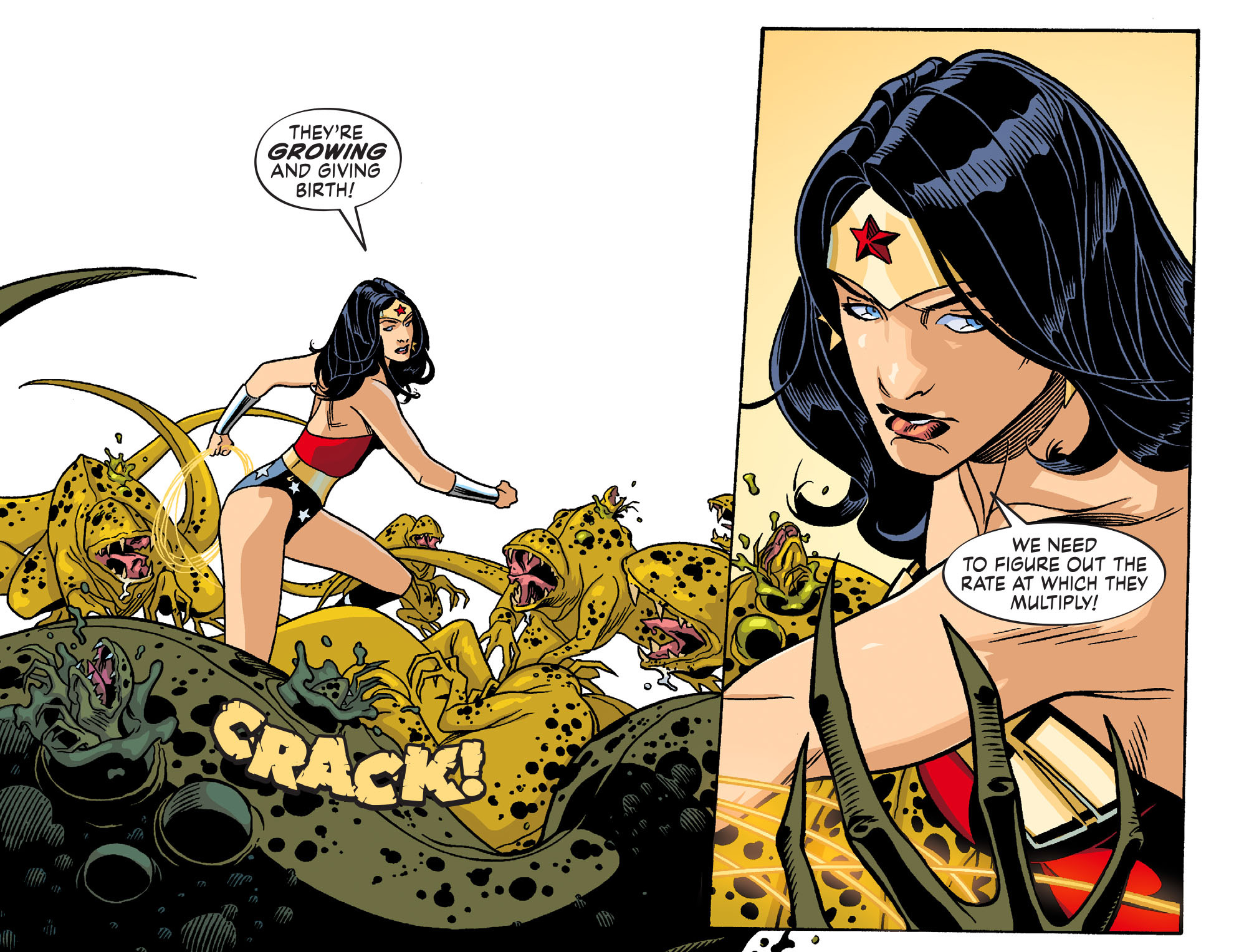 Read online Sensation Comics Featuring Wonder Woman comic -  Issue #27 - 3