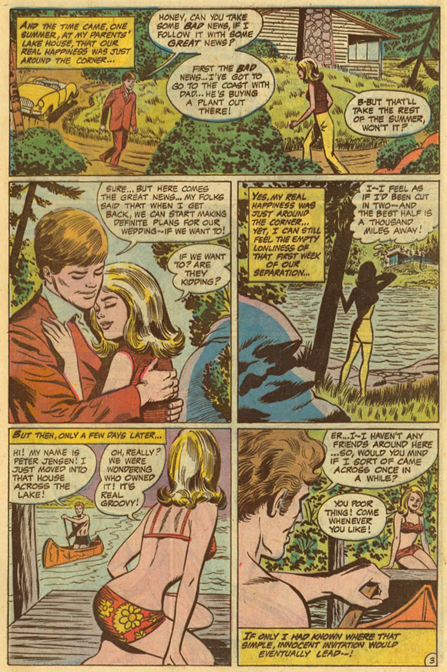 Read online Secret Hearts comic -  Issue #139 - 13