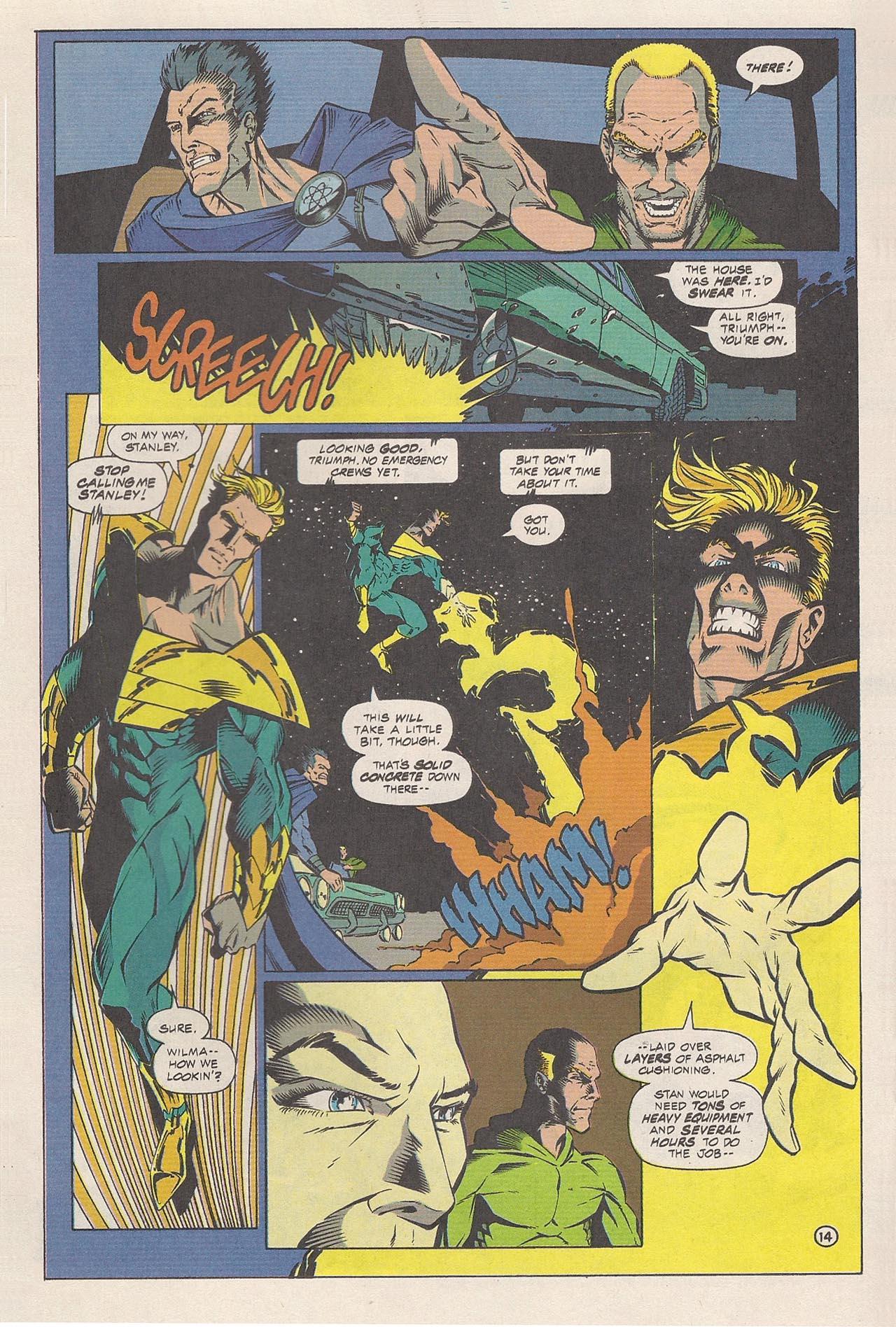 Read online Triumph comic -  Issue #4 - 22