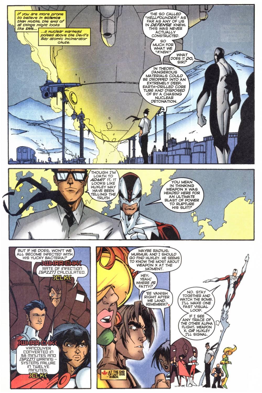 Read online Alpha Flight (1997) comic -  Issue #20 - 4