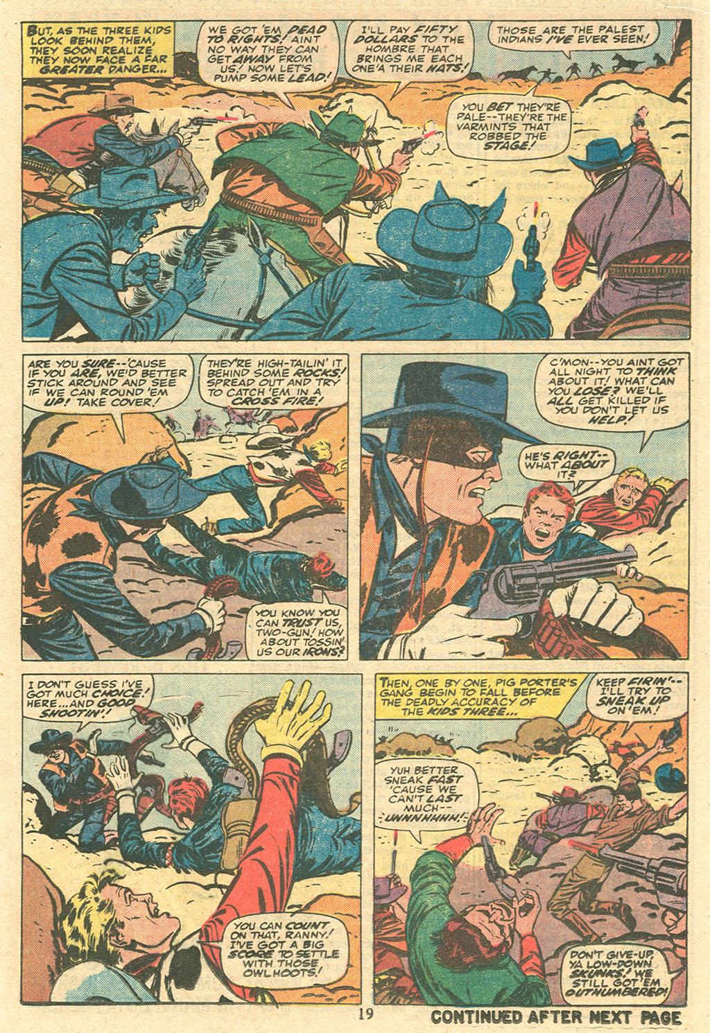 Read online Two-Gun Kid comic -  Issue #117 - 20