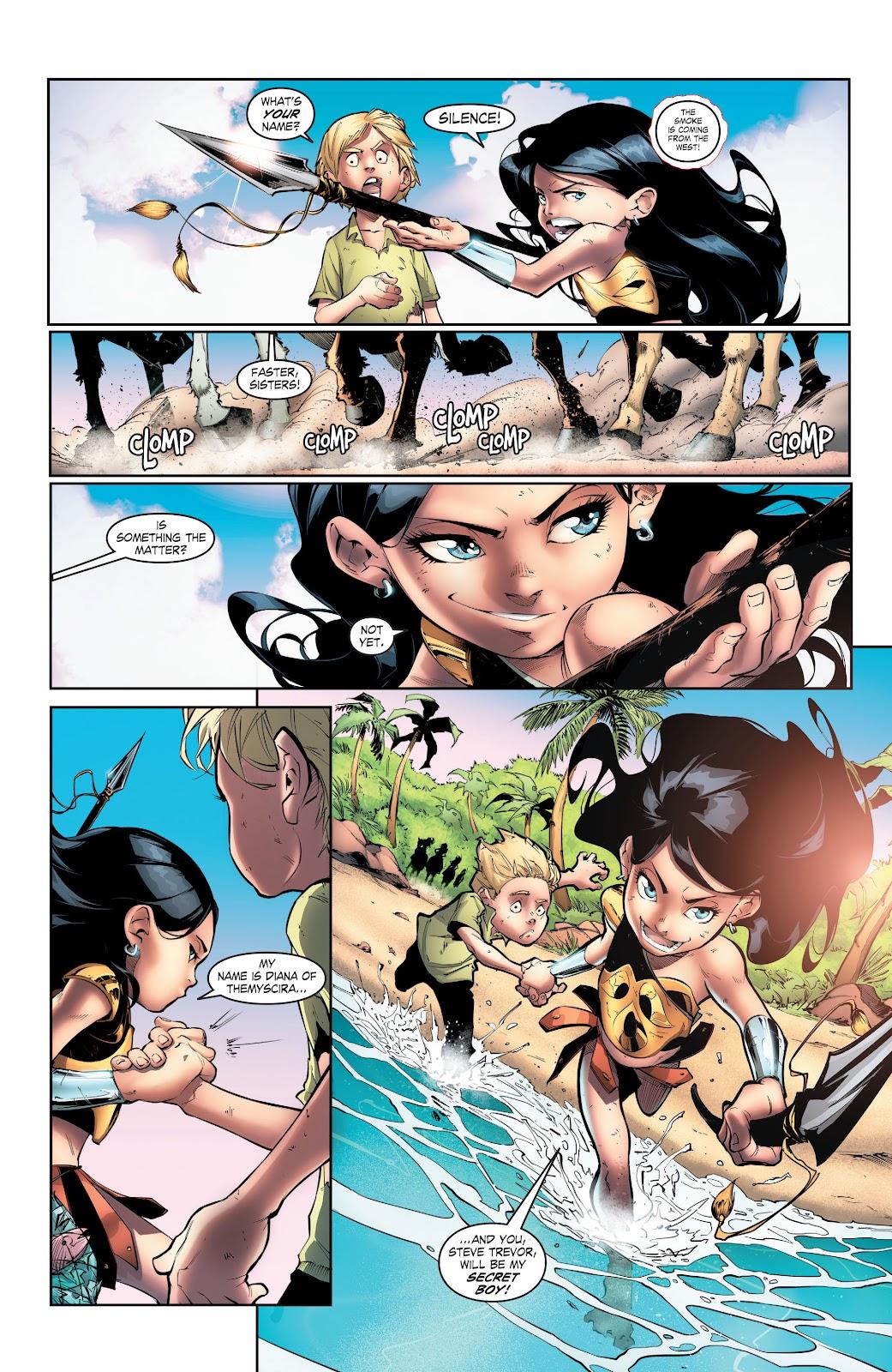 Read online Smallville Season 11 [II] comic -  Issue # TPB 5 - 9