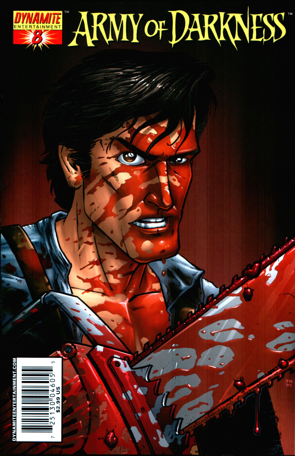 Army of Darkness (2006) 8 Page 1