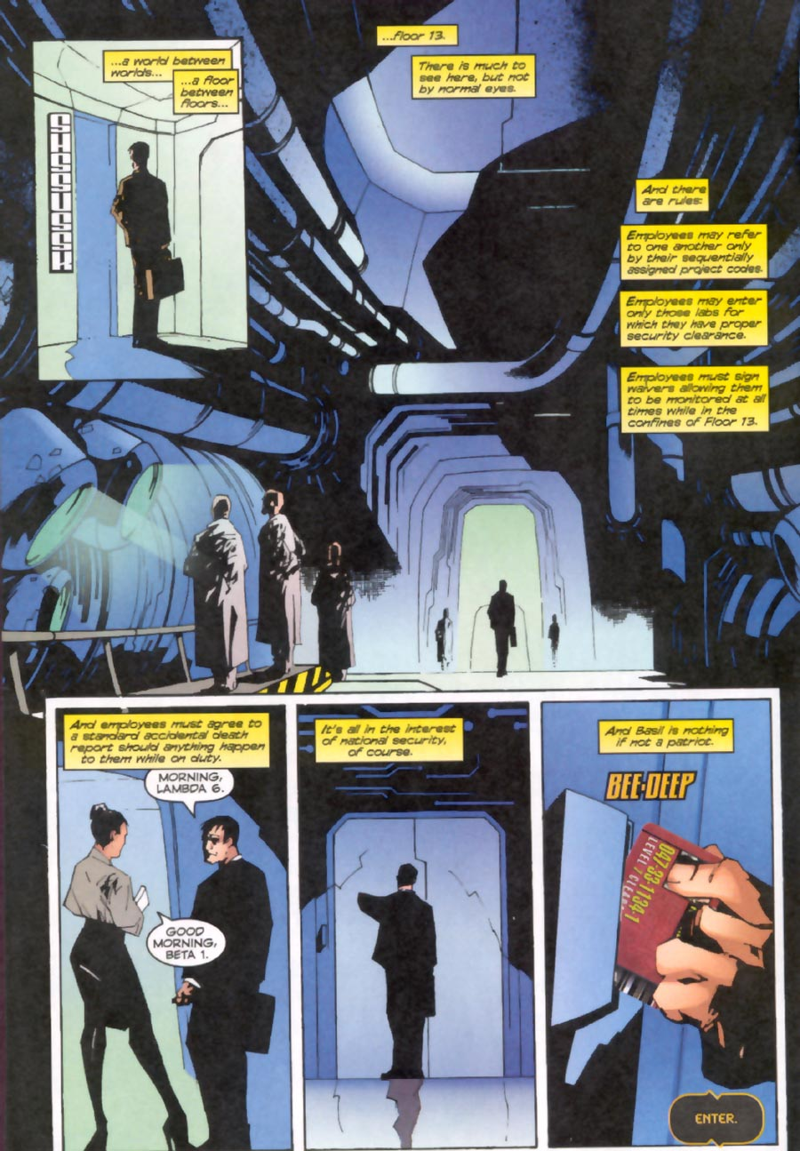 Read online Alpha Flight (1997) comic -  Issue #13 - 7