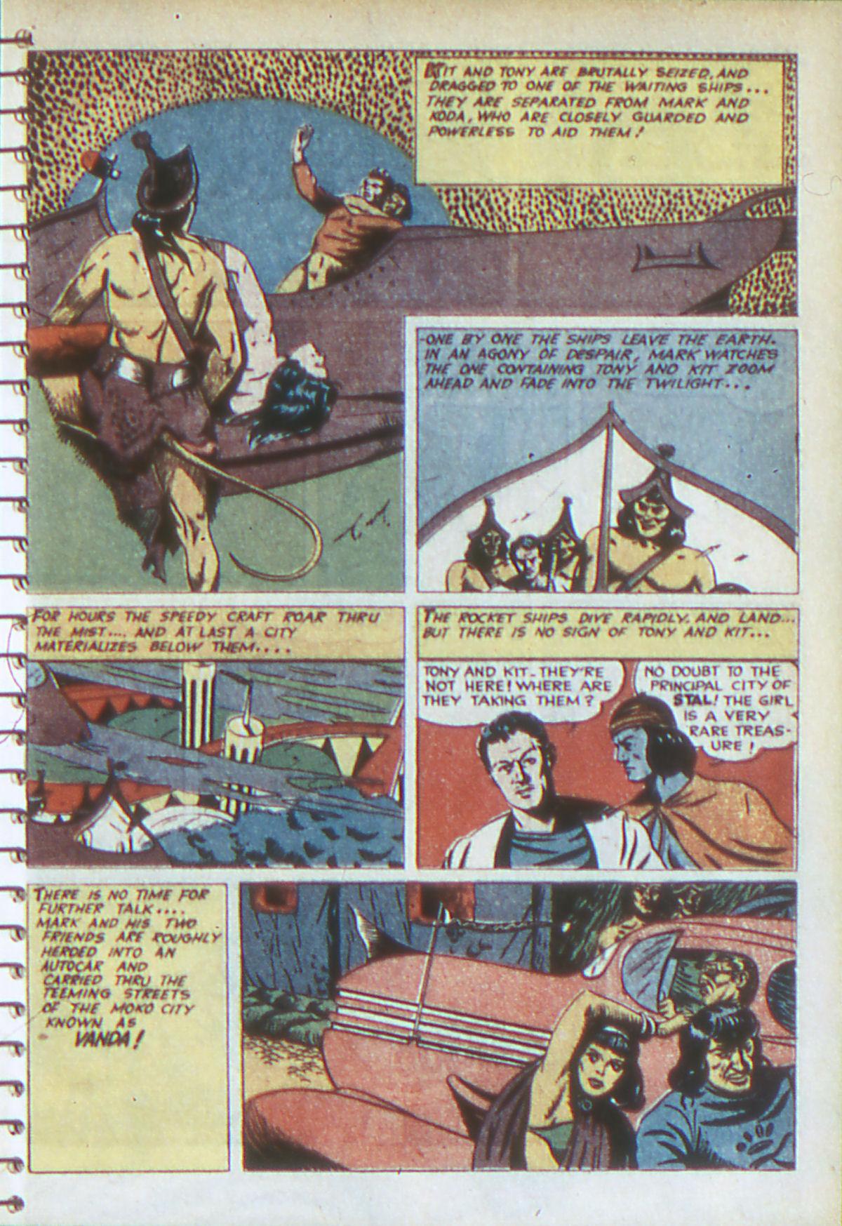 Read online Adventure Comics (1938) comic -  Issue #54 - 22