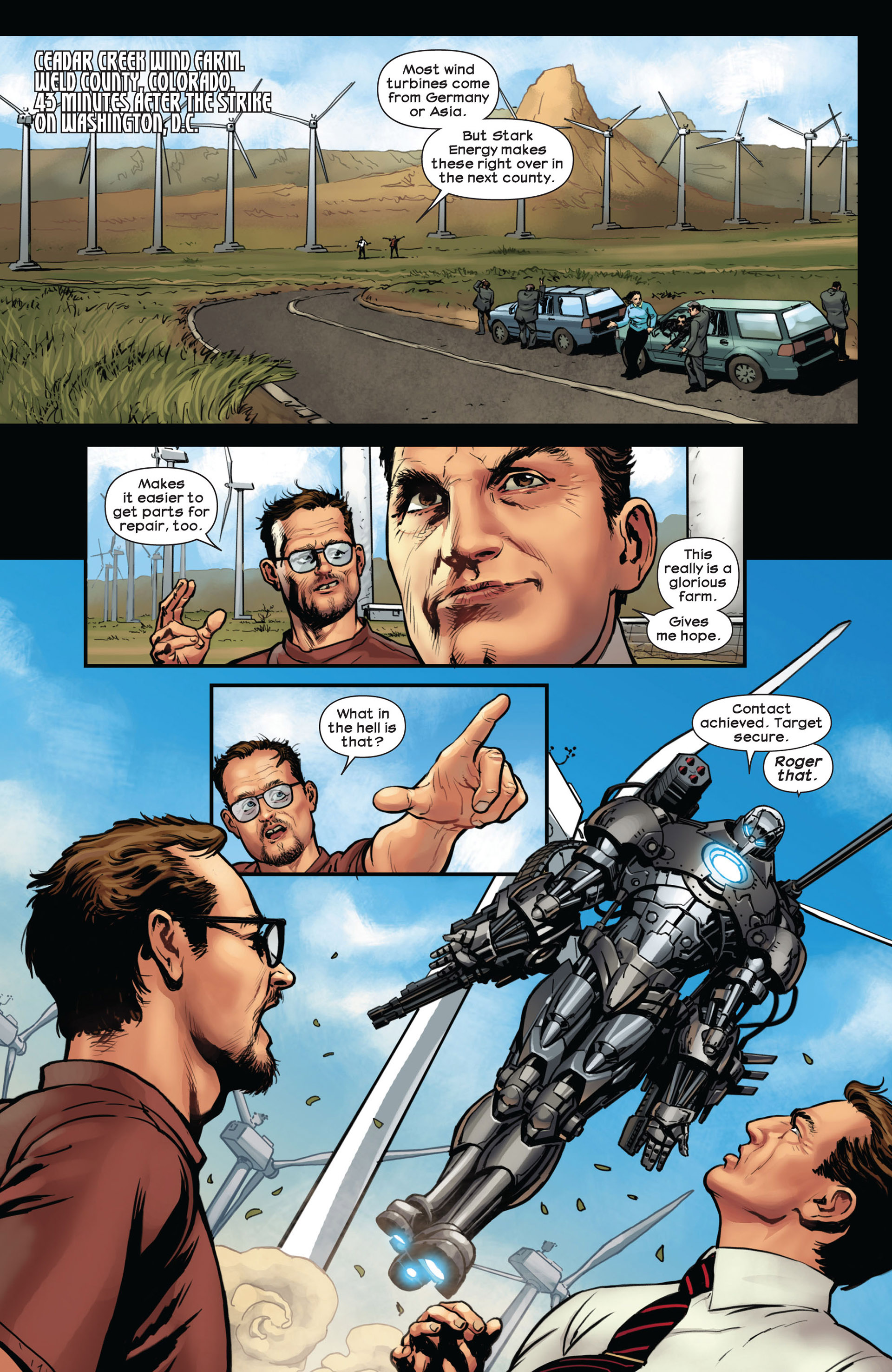 Read online Ultimate Comics Ultimates comic -  Issue #10 - 3
