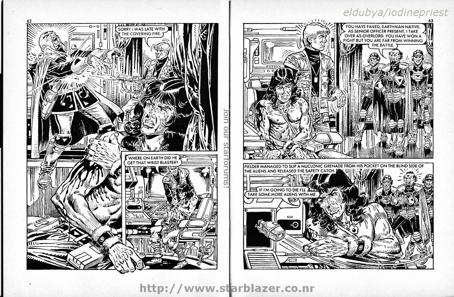 Starblazer issue 118 - Page 33